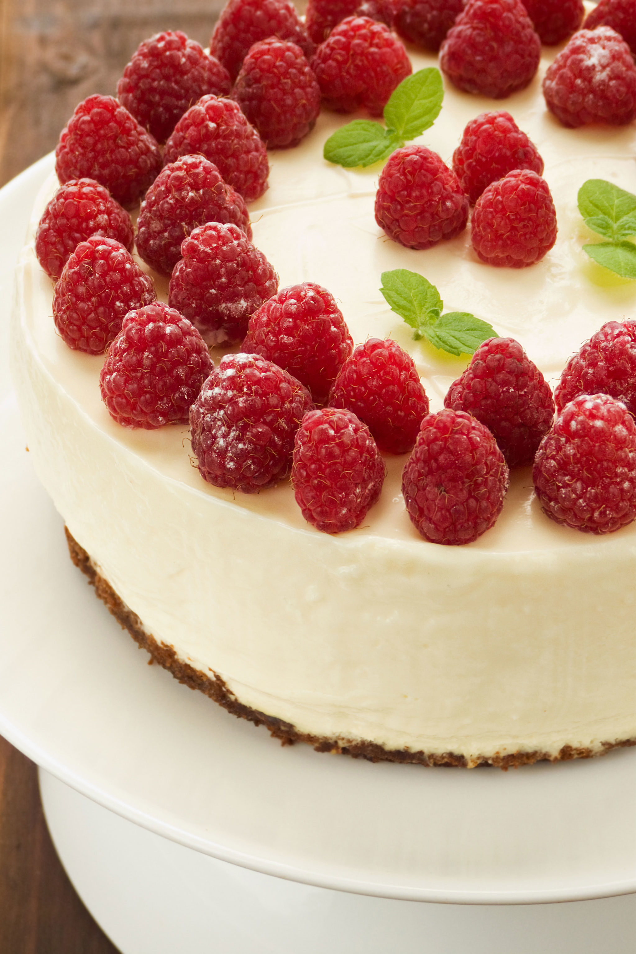 Secrets to the Best Raspberry Cheesecake