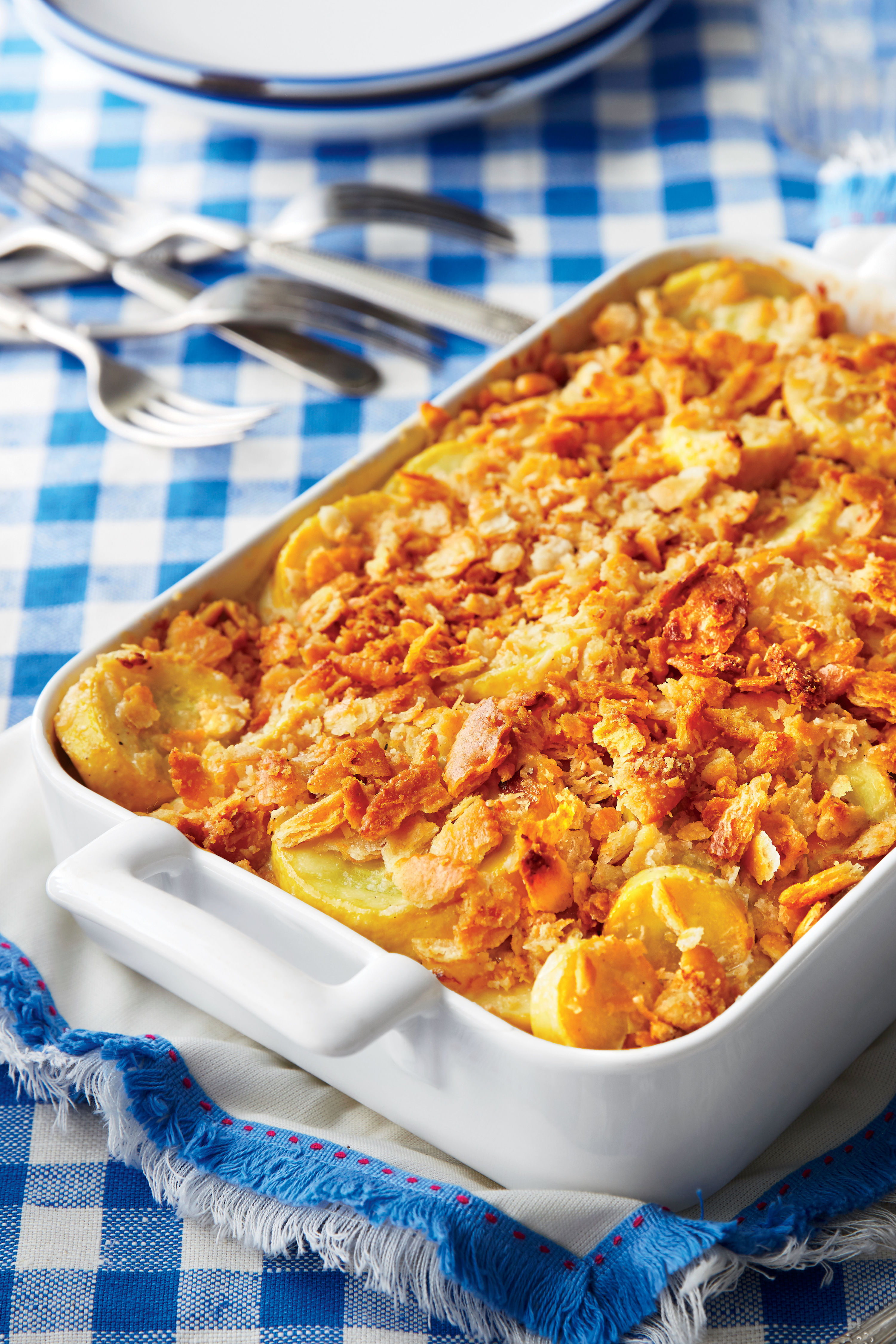 The Best Squash Casserole Story You'll Hear All Day