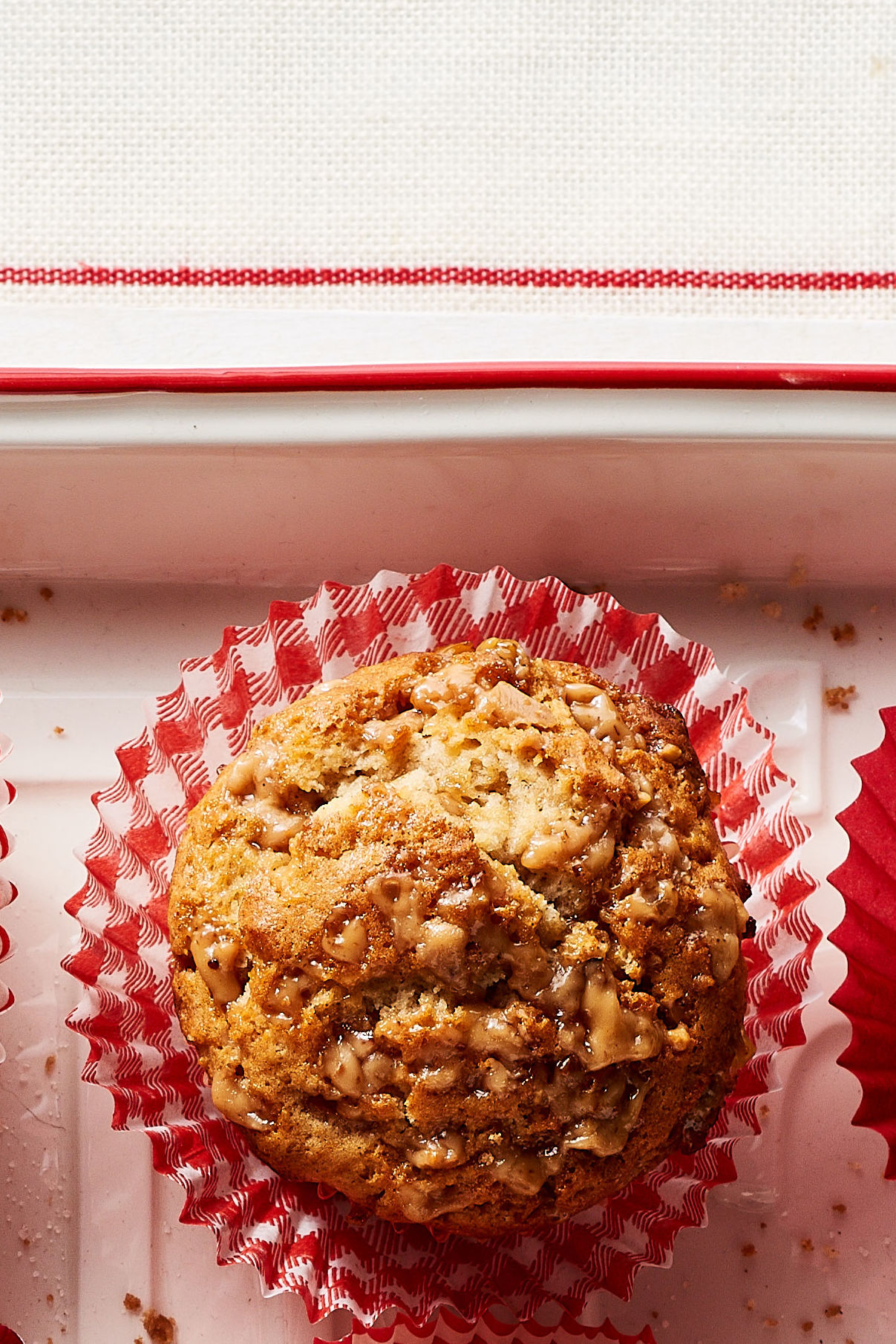 Caramelized Apple Toffee Muffins Recipe