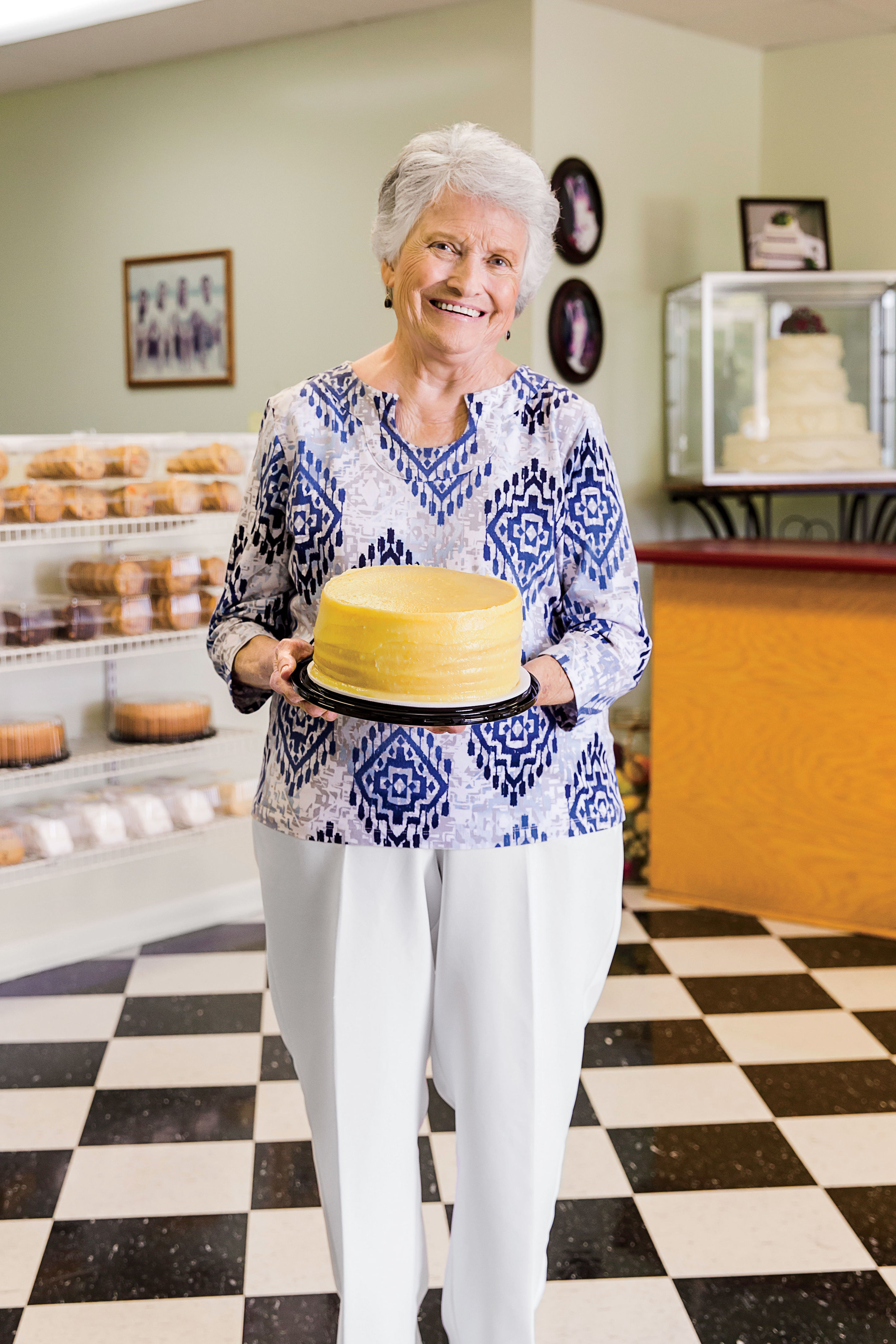 Meet the Legendary Cake Ladies of Andalusia, Alabama
