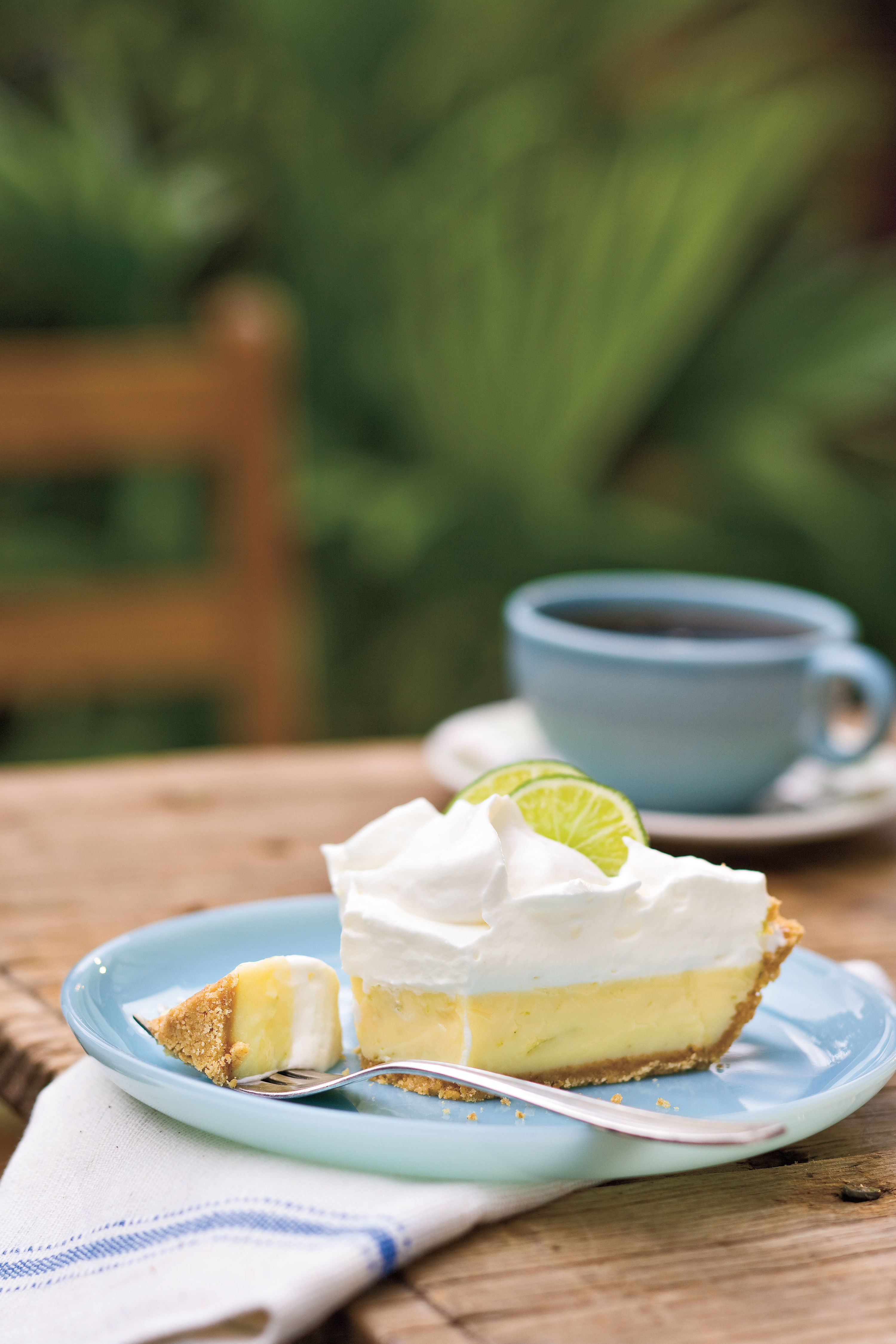 What a Floridian Never Puts in Key Lime Pie