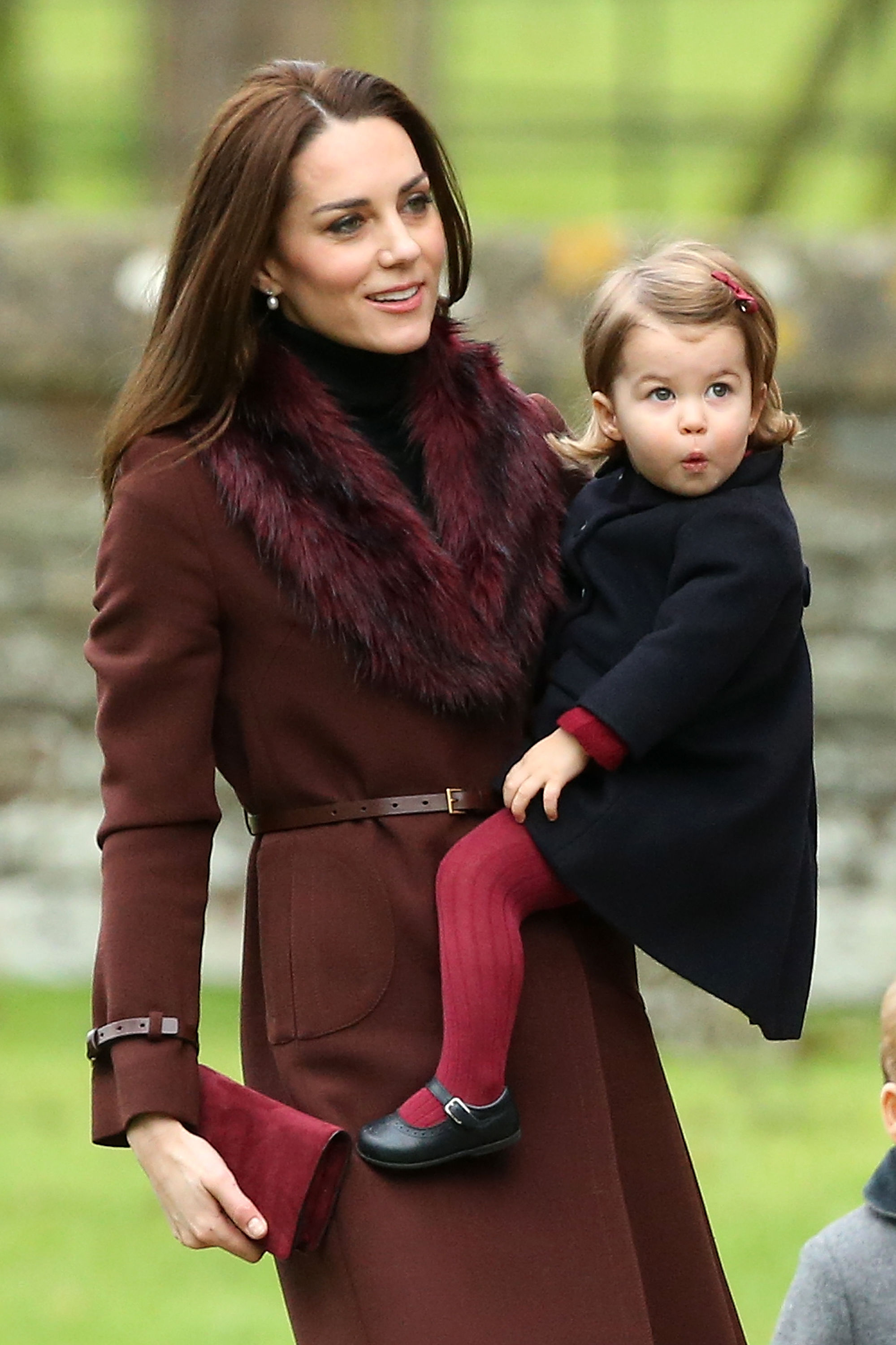Hair Lessons Princess Charlotte Will Learn From Her Mama