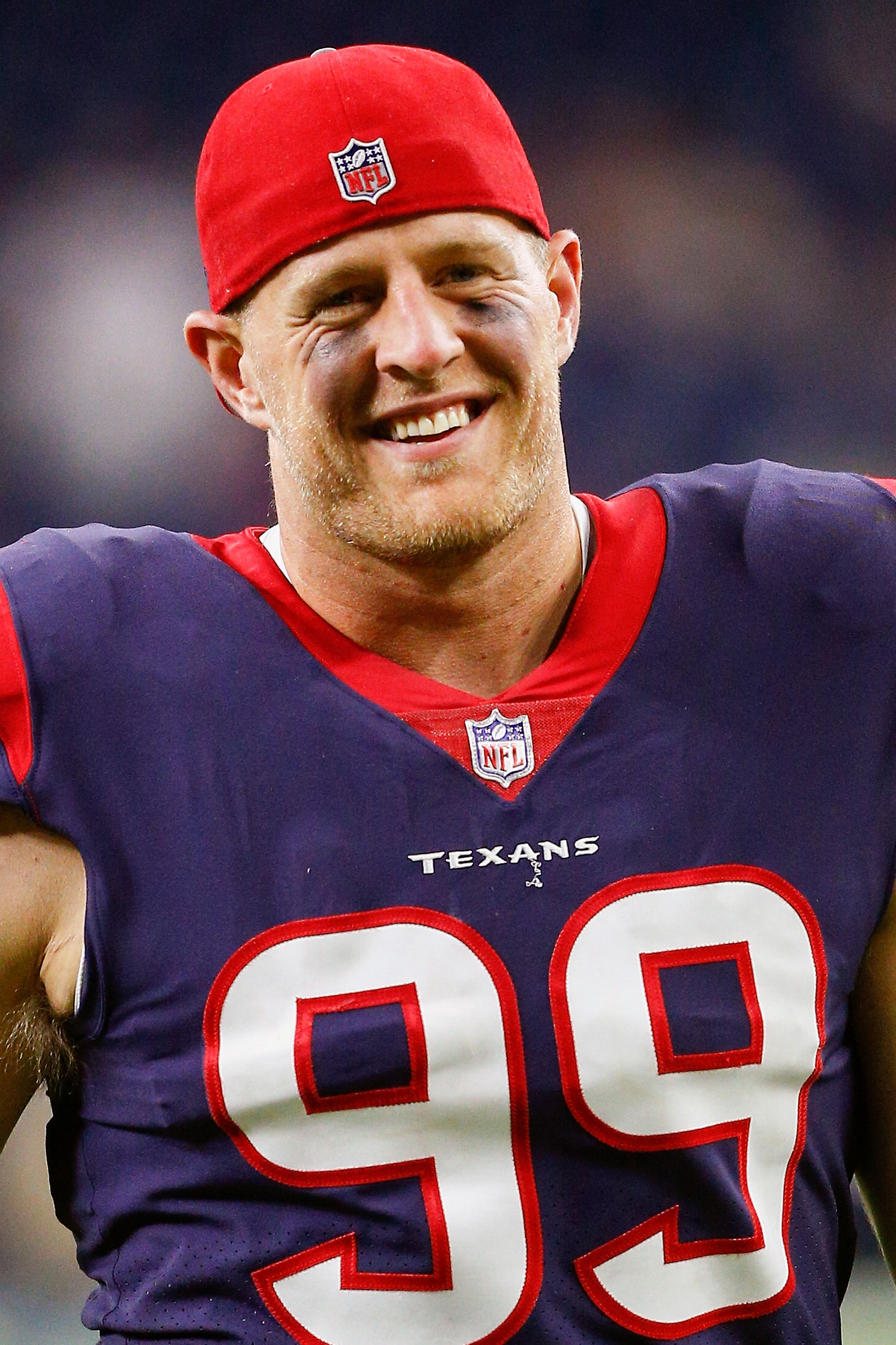 It Would Be Hard to Find a Bigger JJ Watt Fan Than His 99-Year-Old Great Grandma