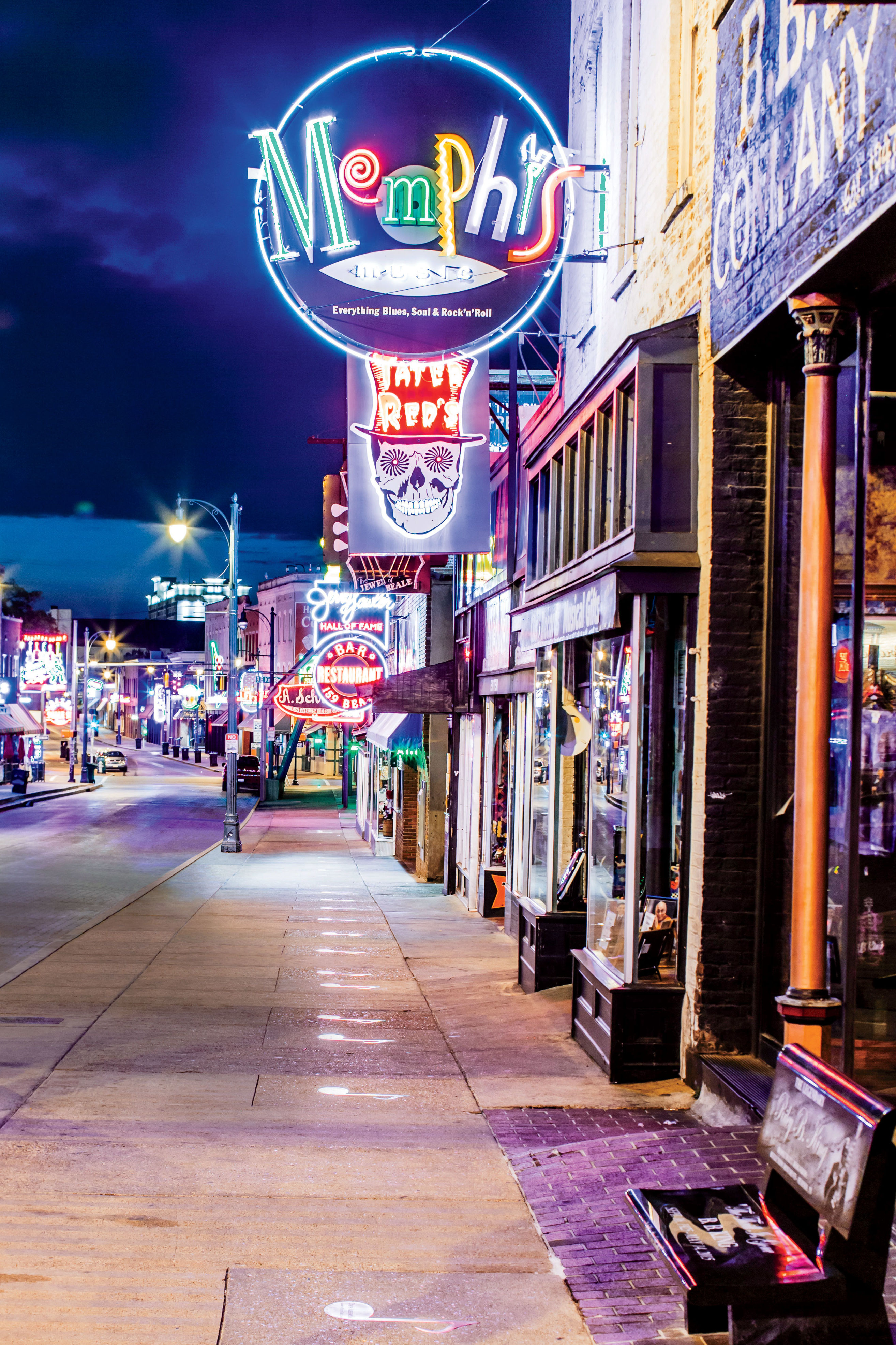 Memphis Gets Its Groove Back