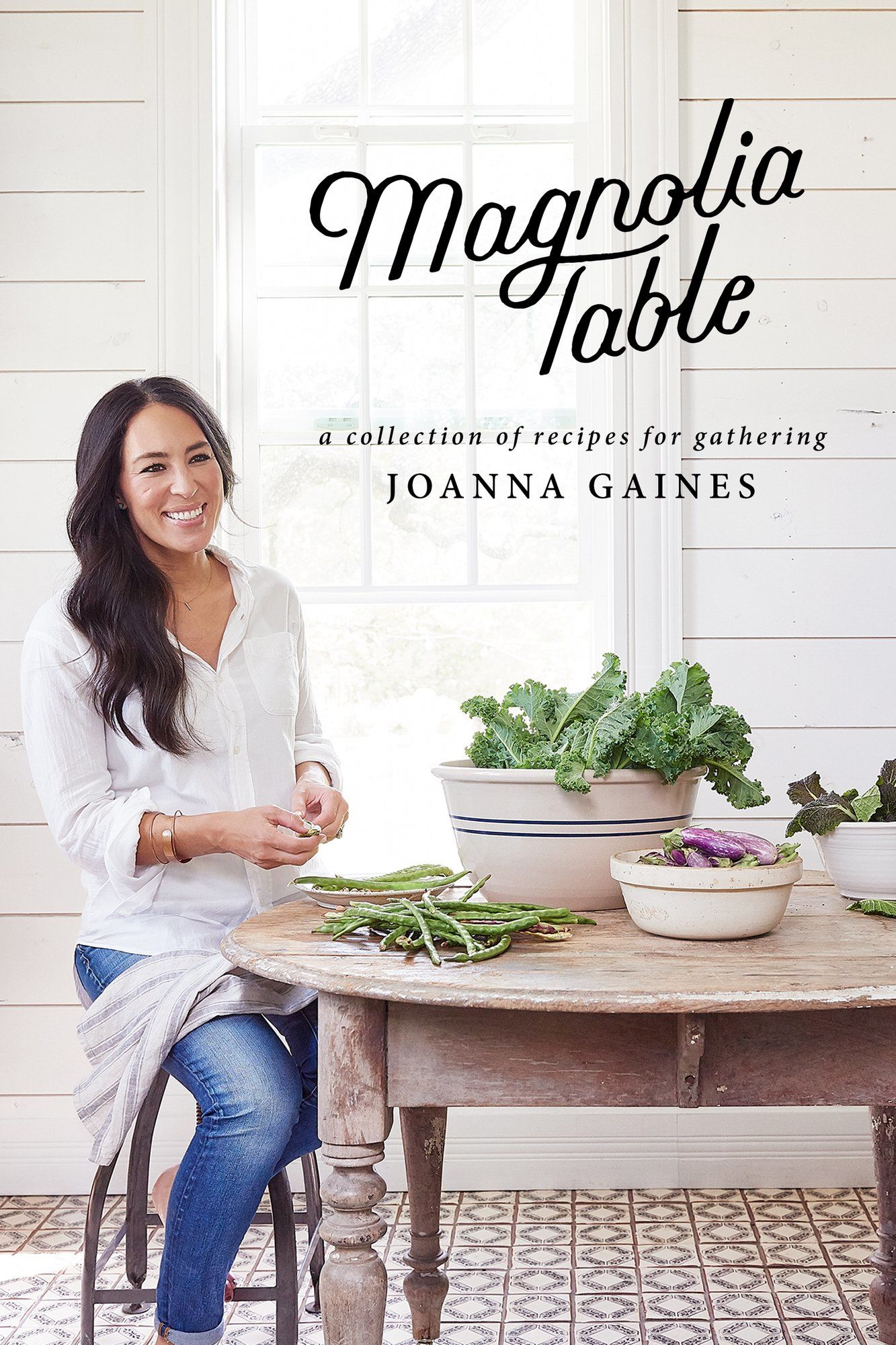 Merry Early Christmas To Us: Joanna Gaines Just Revealed Recipes from Her Upcoming Cookbook