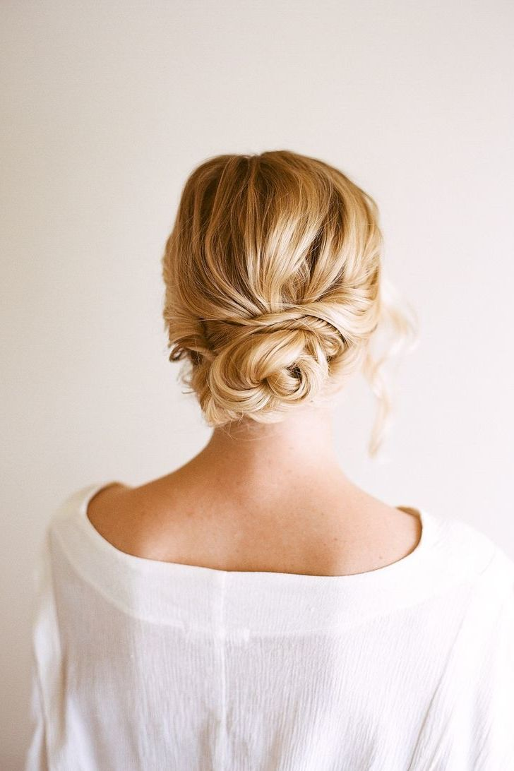 Attention, Brides: Here's Why the Updo Might Not Be the Most Popular Wedding Hairstyle Anymore