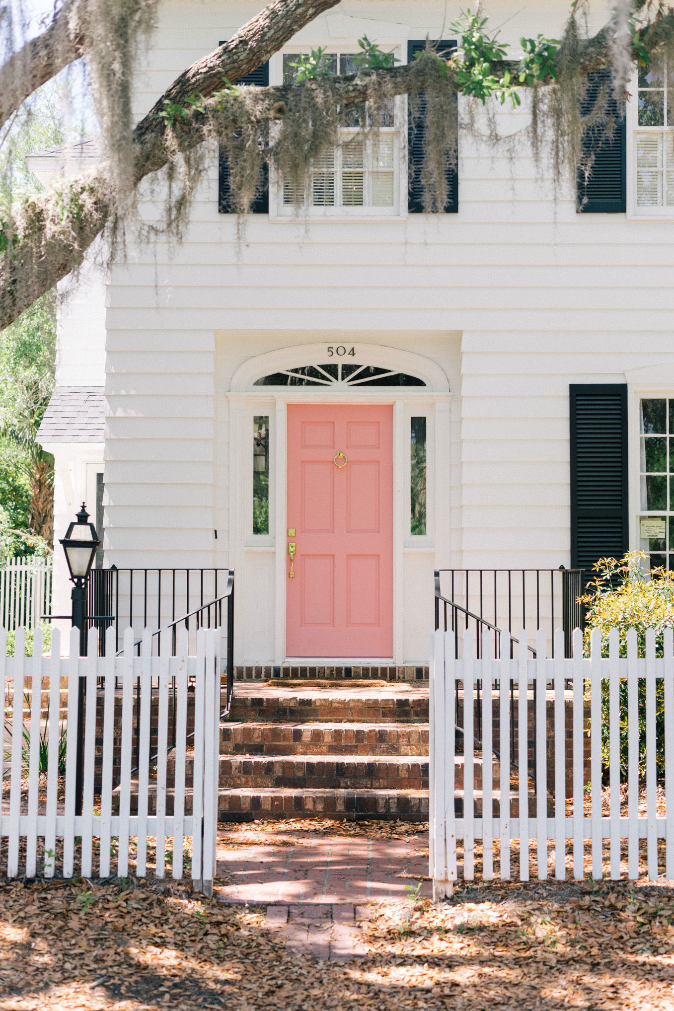 & Pink Front Doors That Have Us Begging for Spring - Southern Living