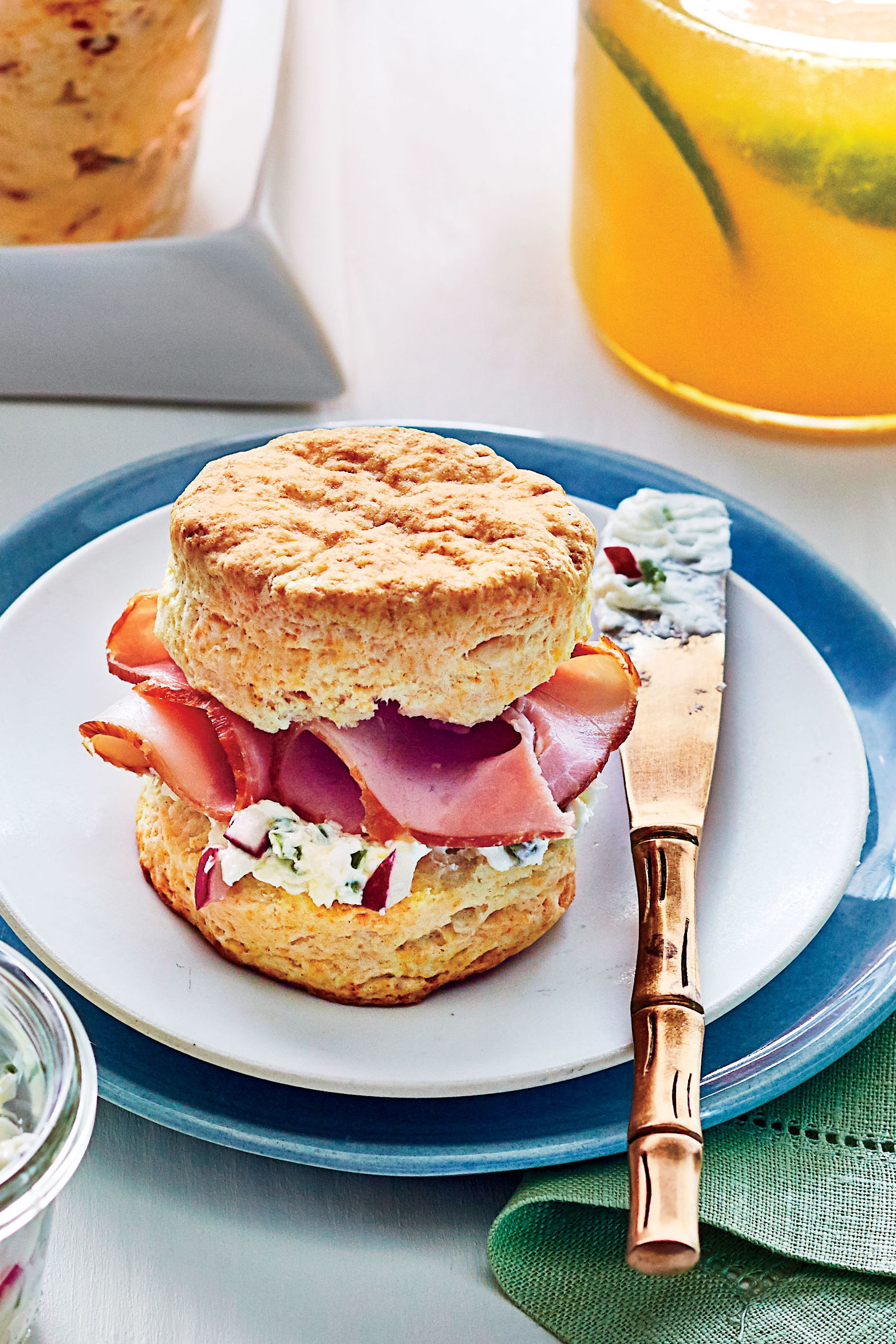 I'd Never Serve My Easter Ham Without These Biscuits