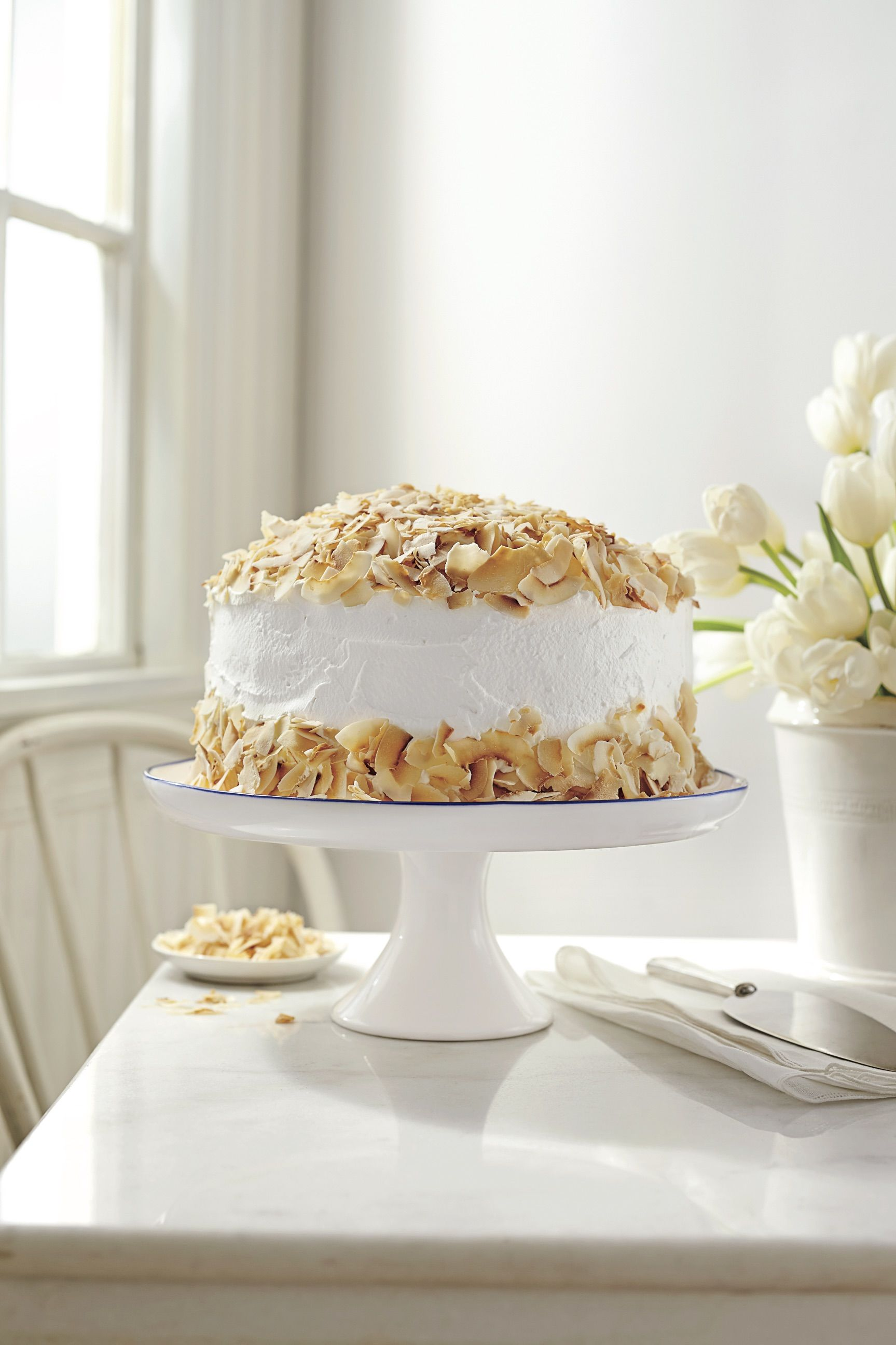 This Is The Only Coconut Cake Recipe You Need This Easter