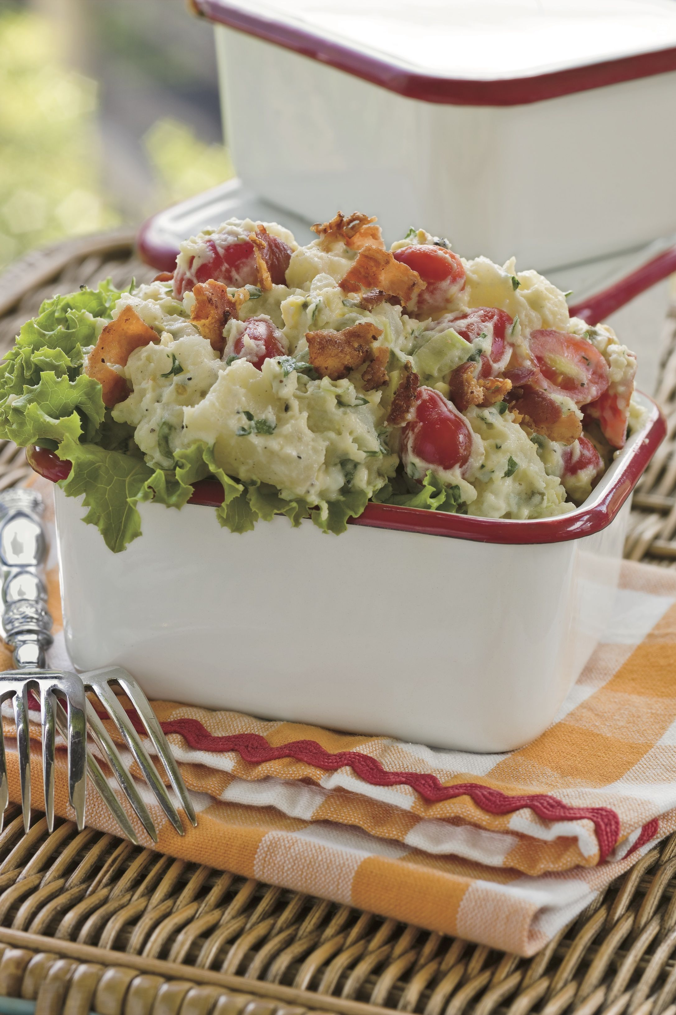 Make The Best Potato Salad With This Secret Ingredient