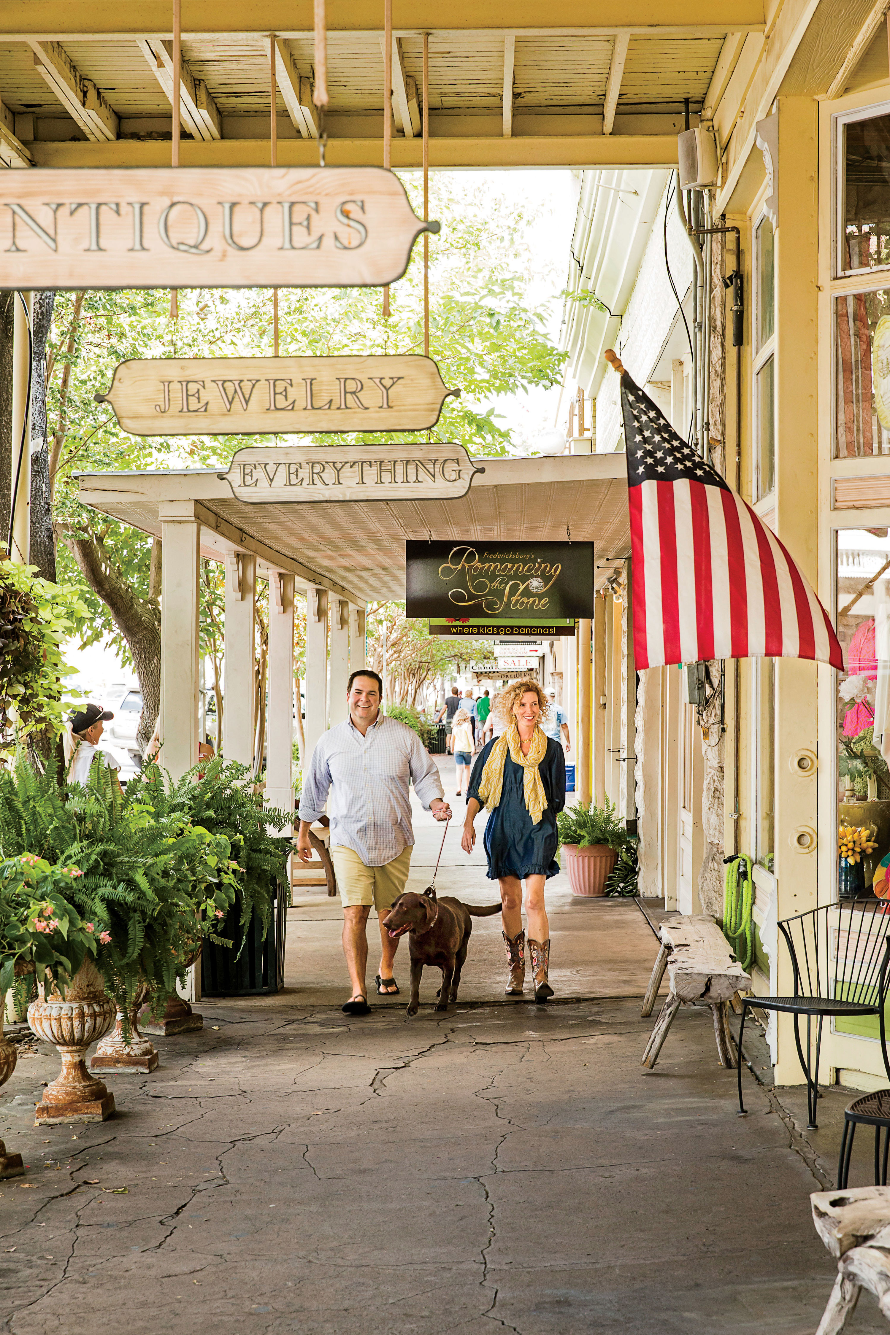 The South's Best Small Town in Texas 2018: Fredericksburg