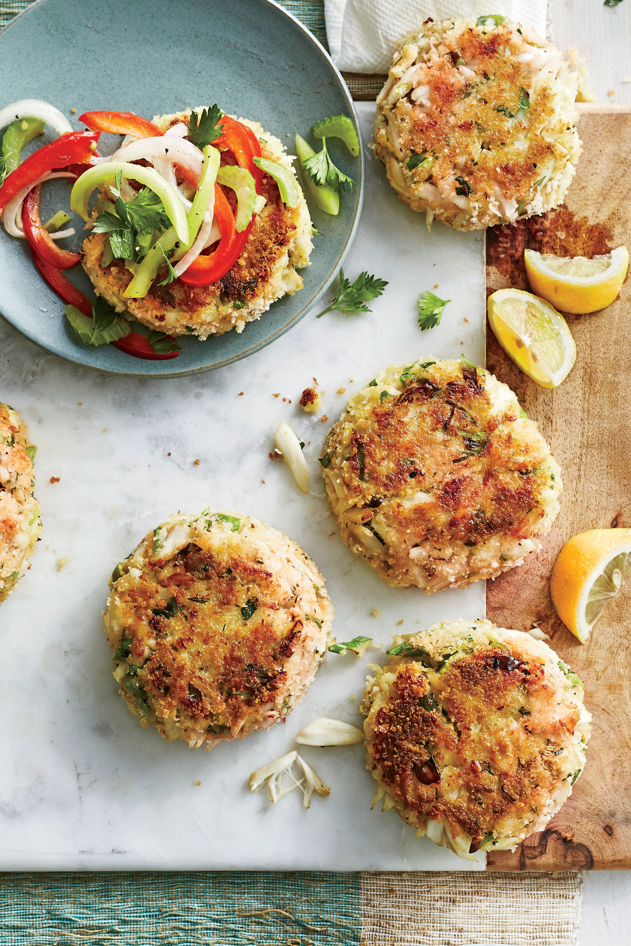 How to Cook Crab Cakes in the Oven