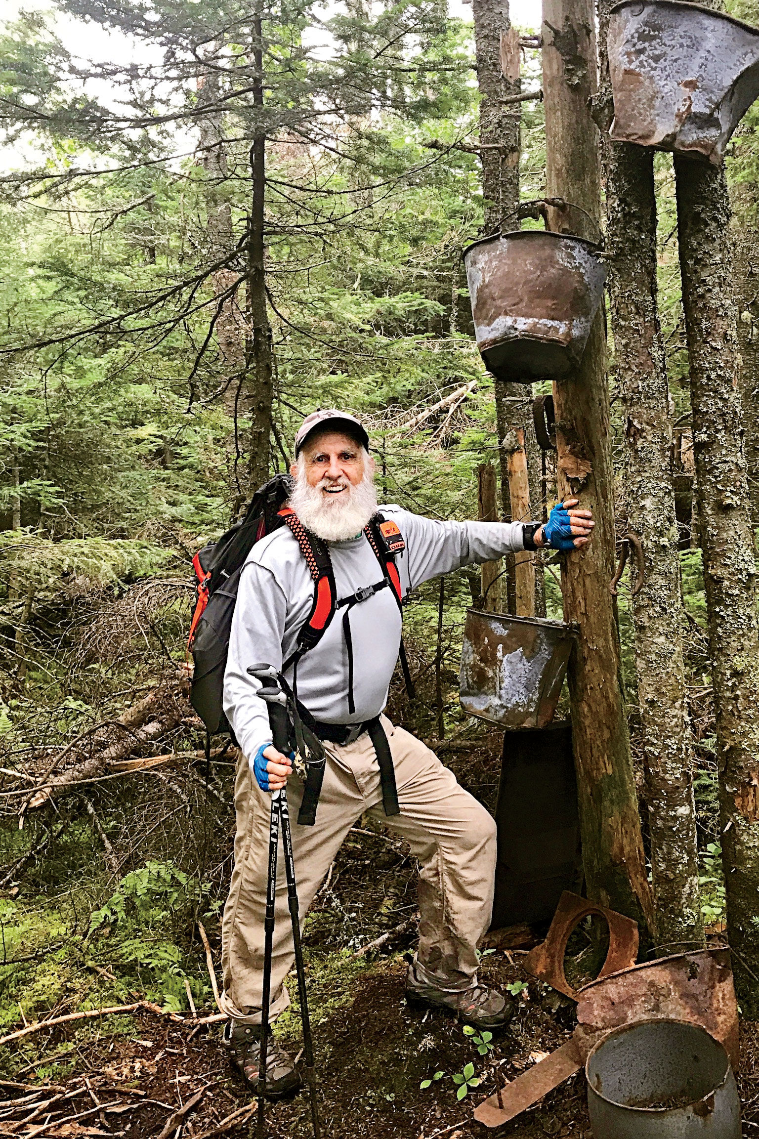 Meet Tennessee's Grey Beard Adventurer