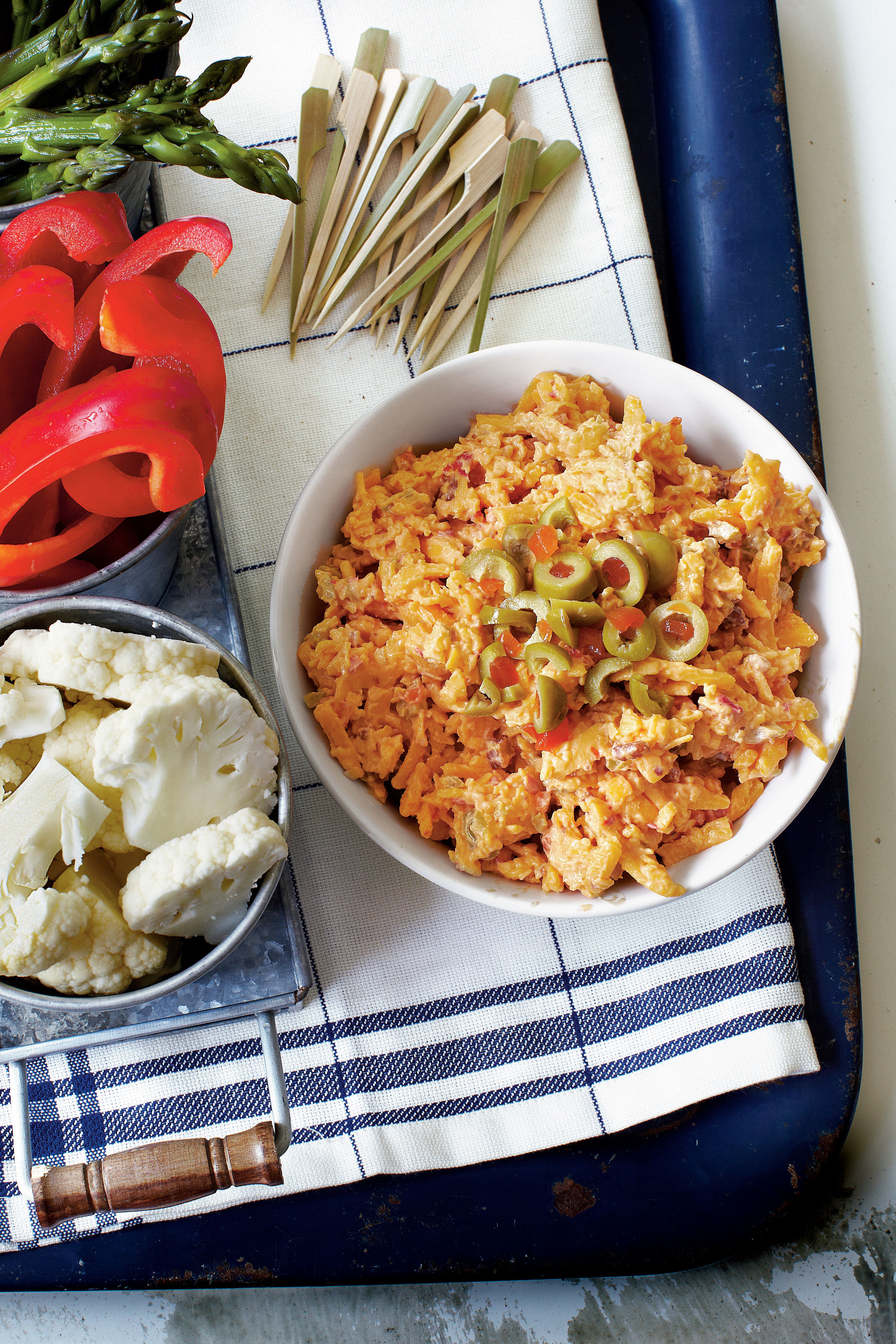 The One Ingredient You Should be Adding to Your Pimiento Cheese