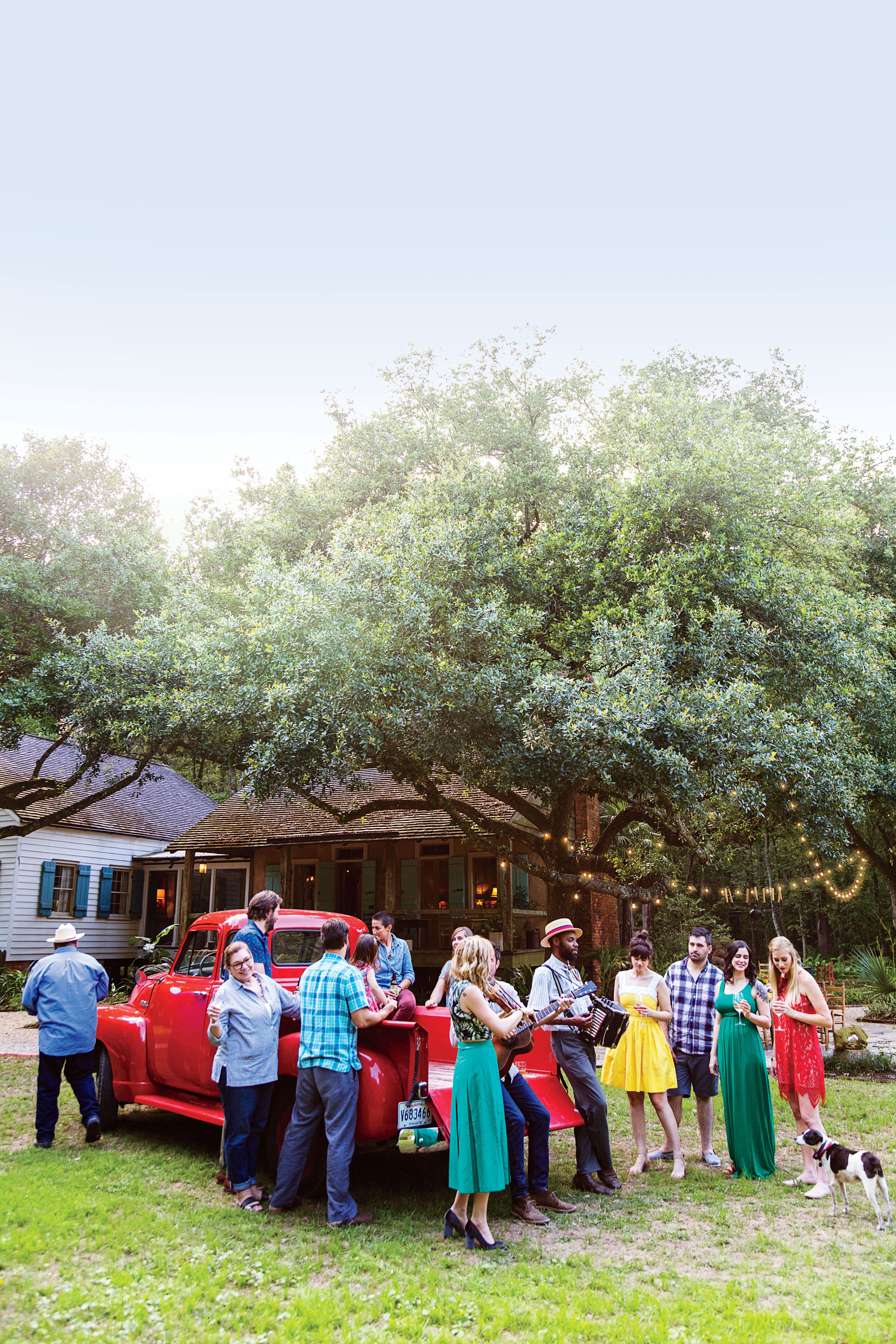 A Secret Soiree Hidden in Louisiana's Cajun Country