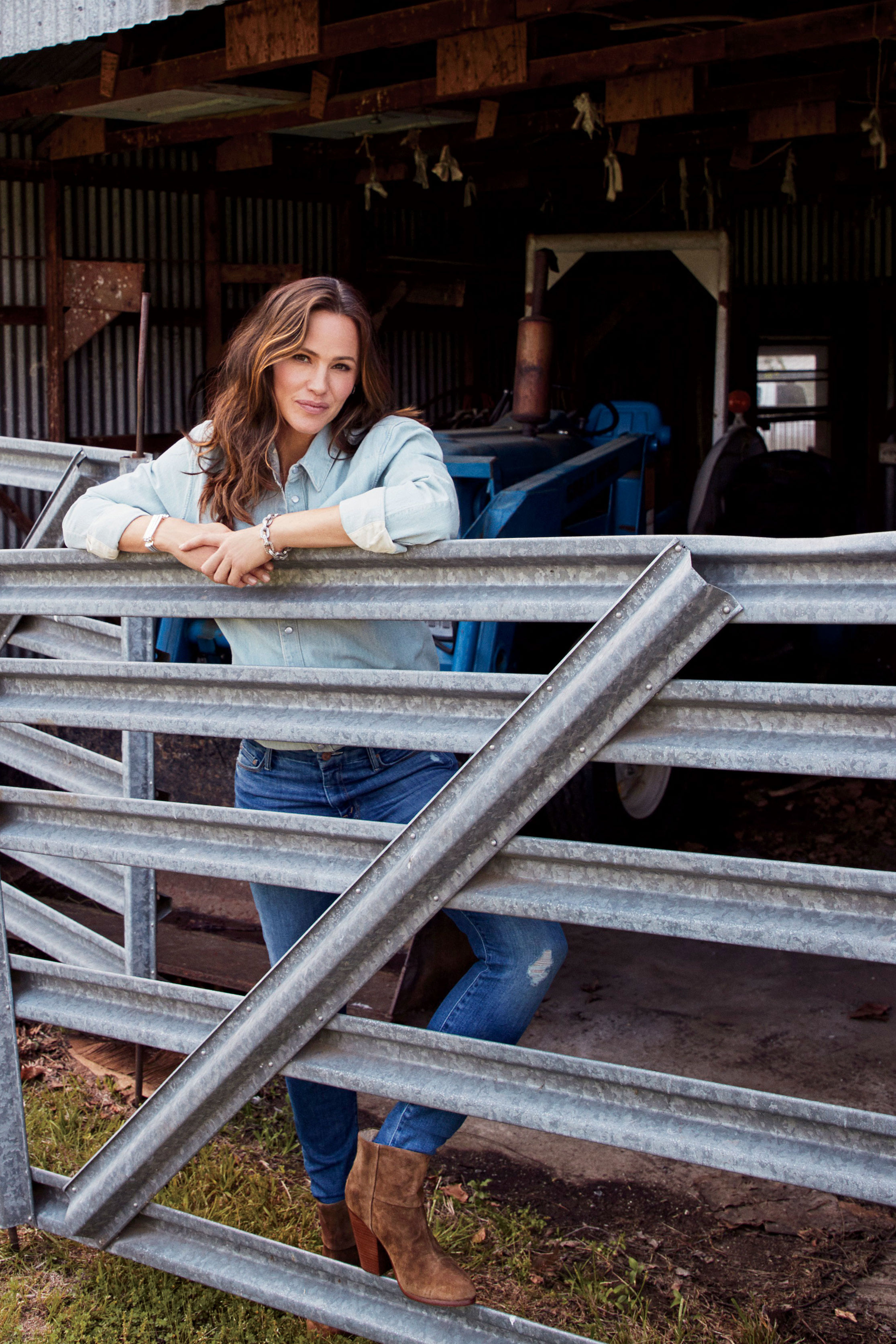 Jennifer Garner on the South's Friendliness, Friday Night Lights, and Her Favorite Meal Growing Up