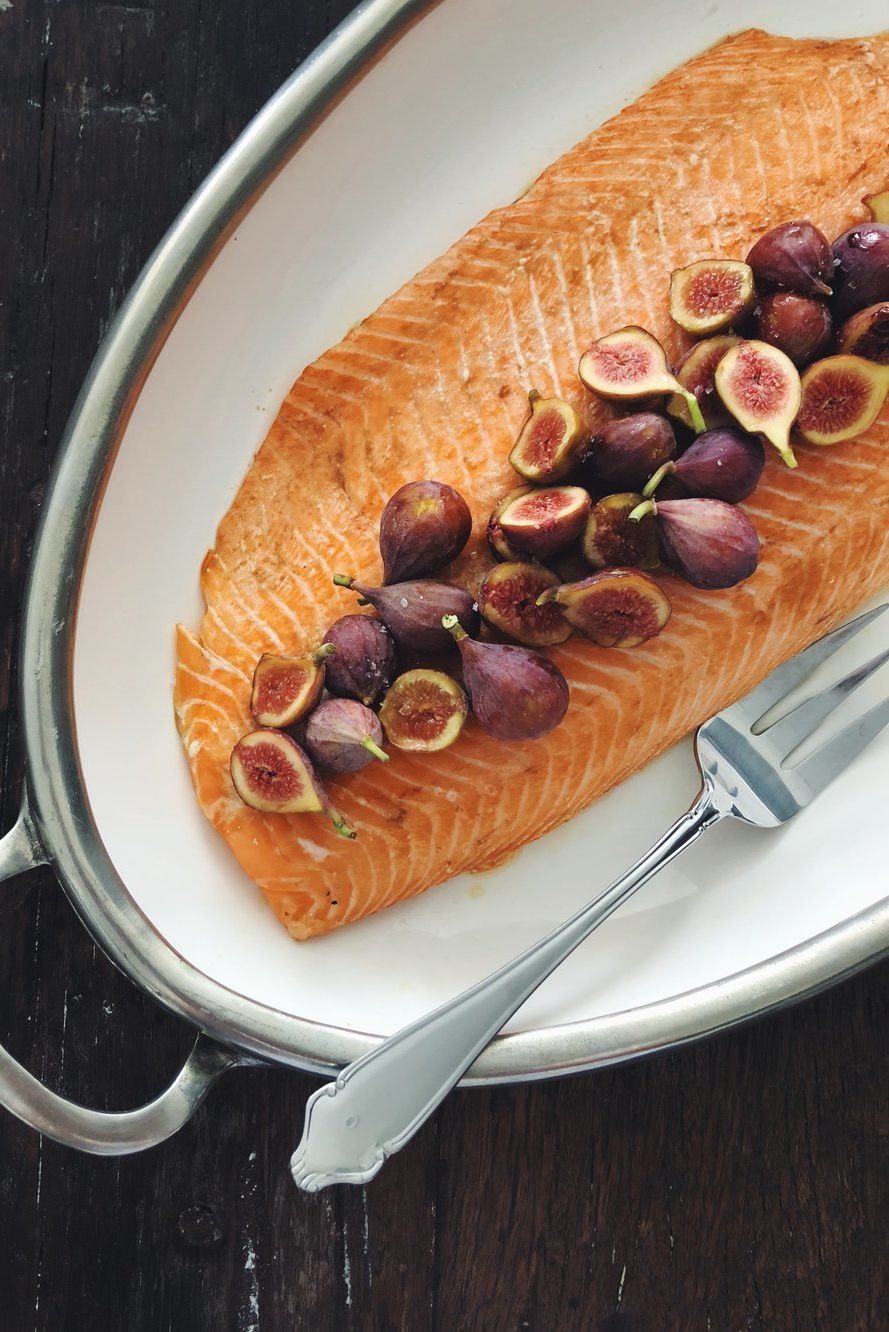 Slow Roasted Salmon Is the Best Dinner Party Dish