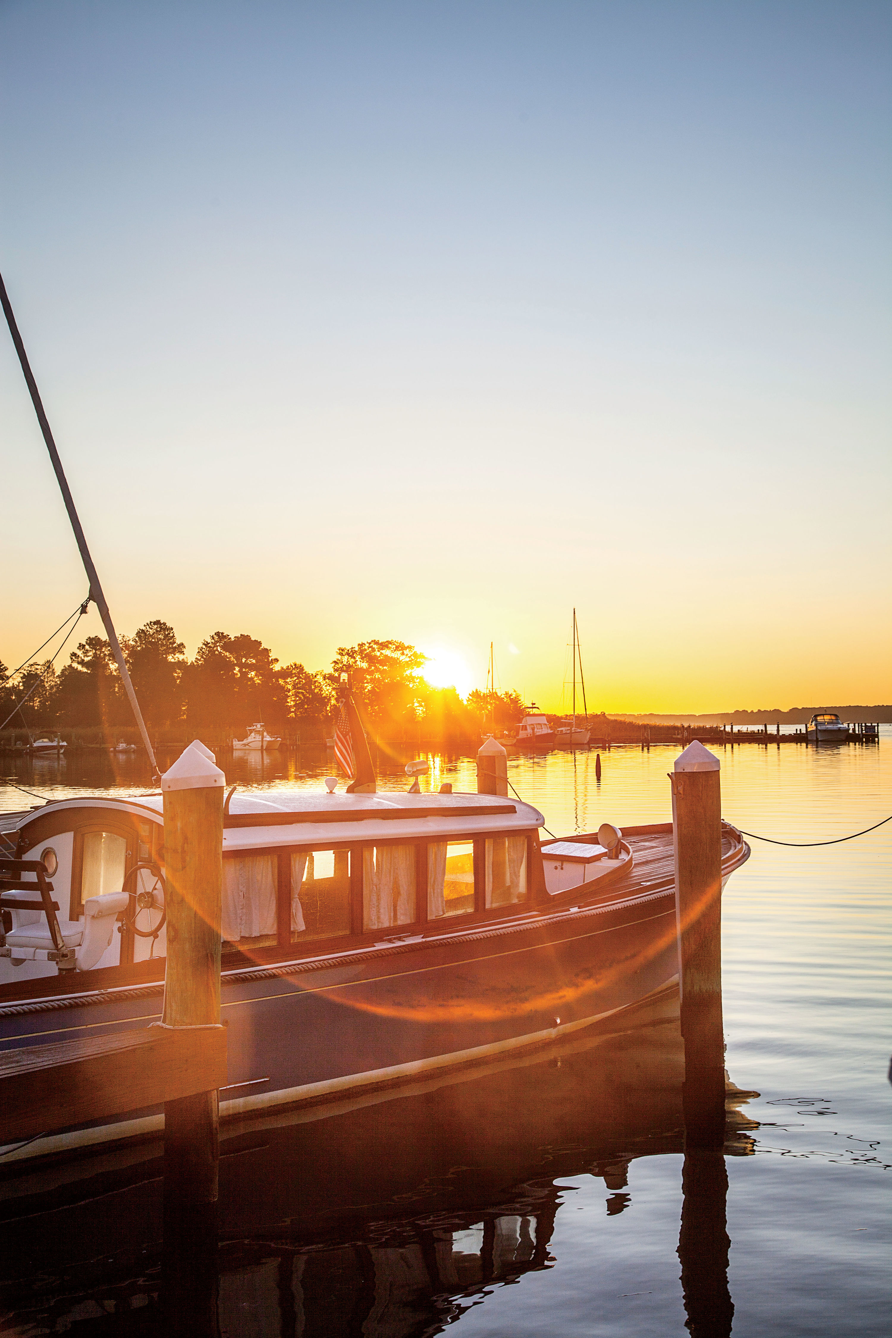 Why You Should Plan a Trip to the Chesapeake This Fall