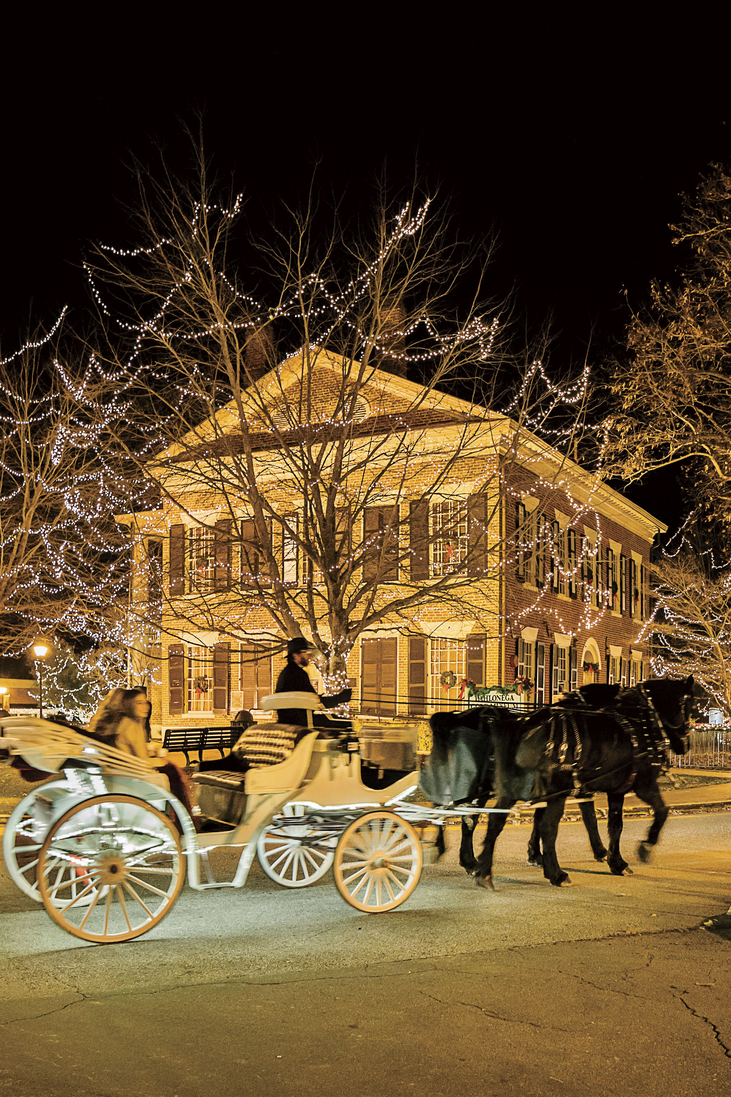 Why Dahlonega, Georgia is the Perfect Christmas Town