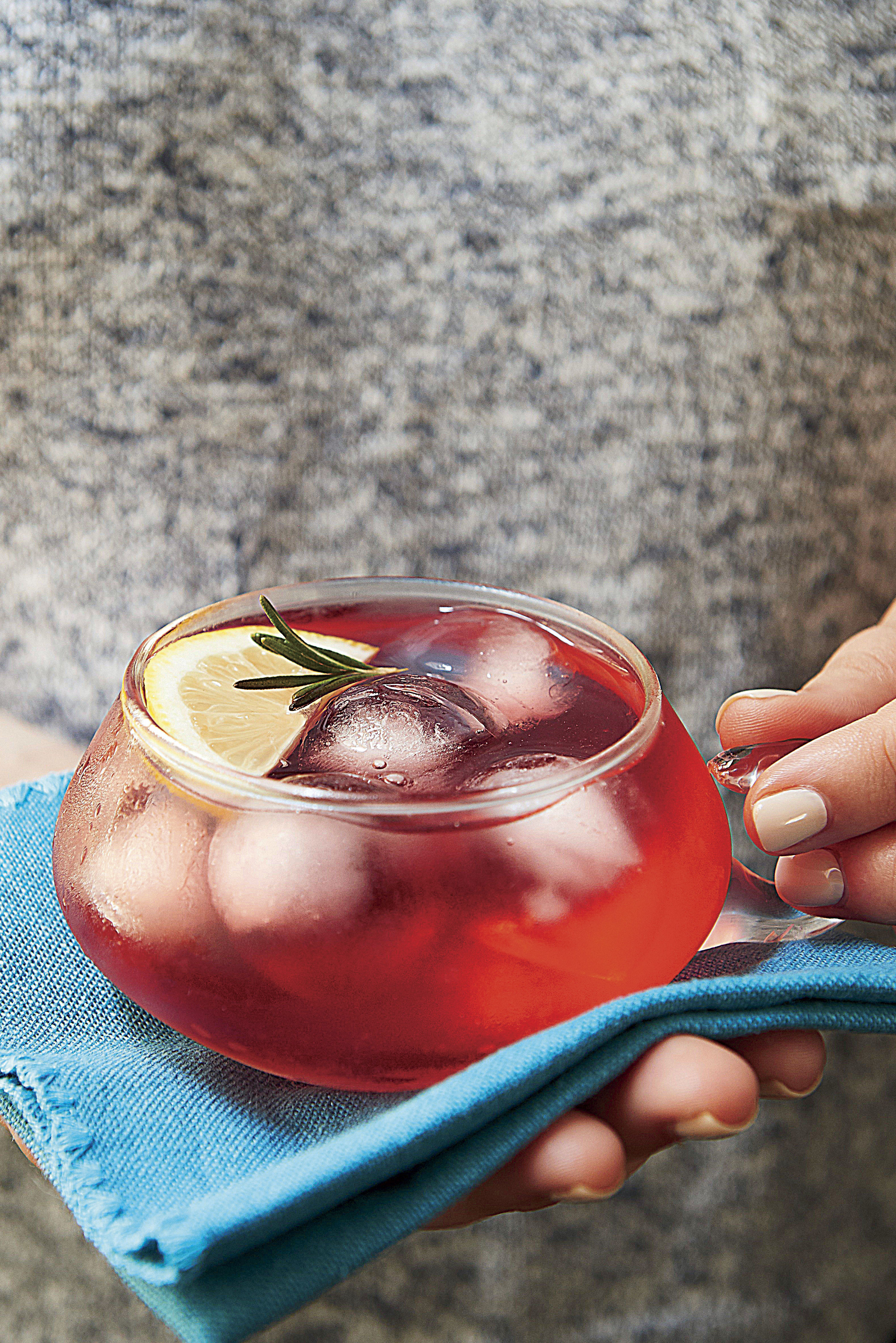 Thanksgiving Punch Recipe with Rum