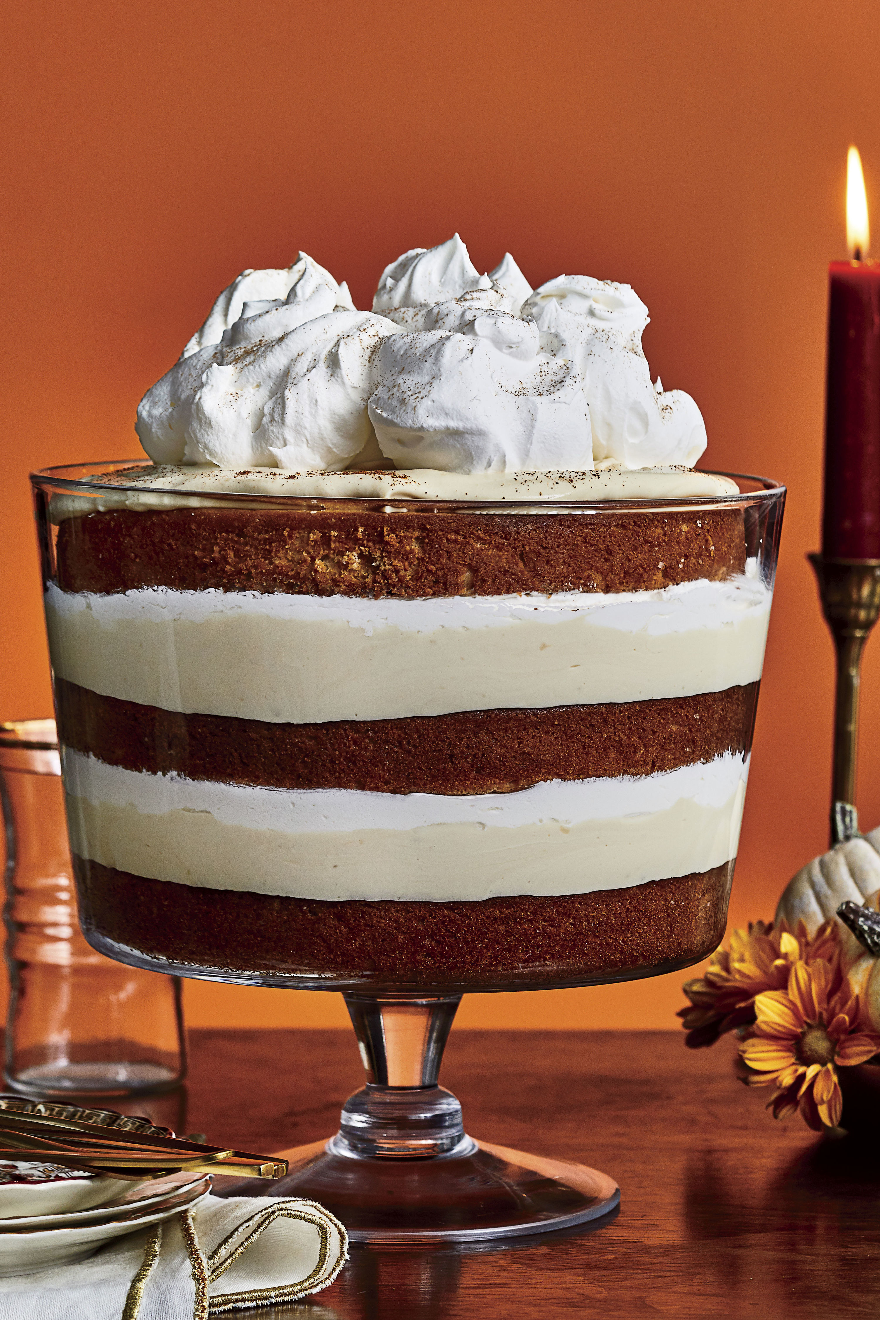 Butterscotch-Spice Trifle Recipe