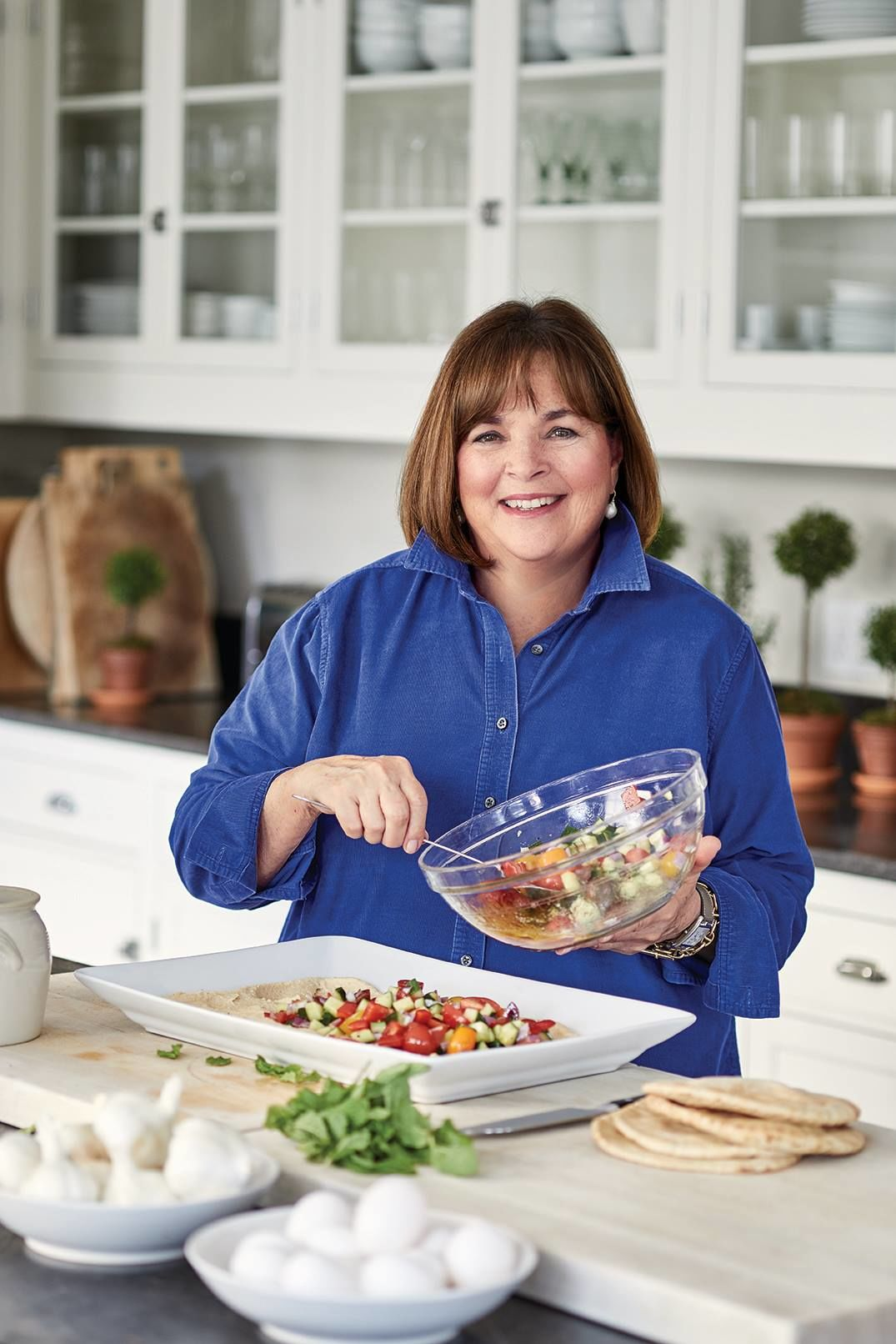 WATCH: Hot or Not? Ina Garten Weighs in on Controversial Food Trends