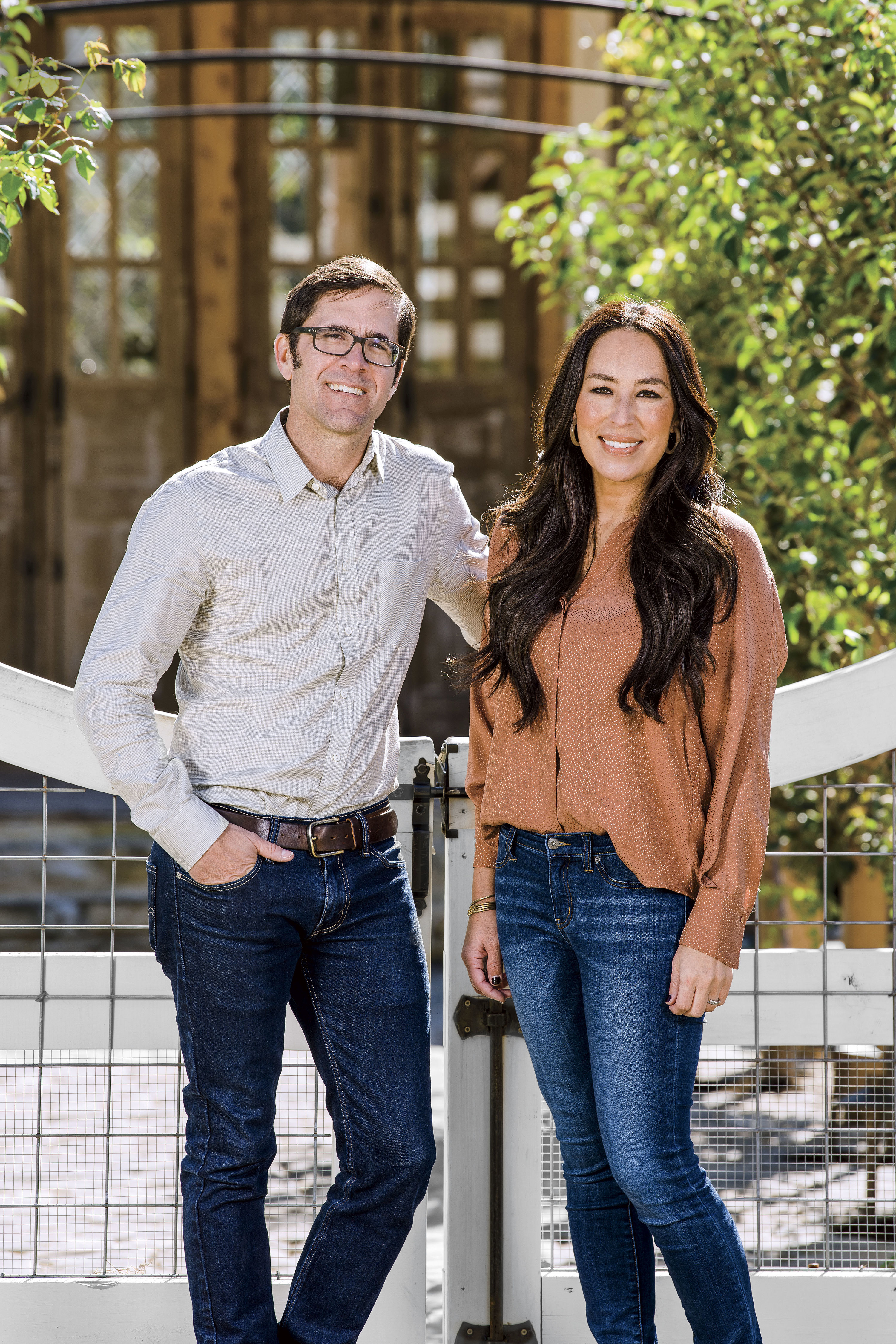 Joanna Gaines on Growing a Garden and Raising a Happy Family