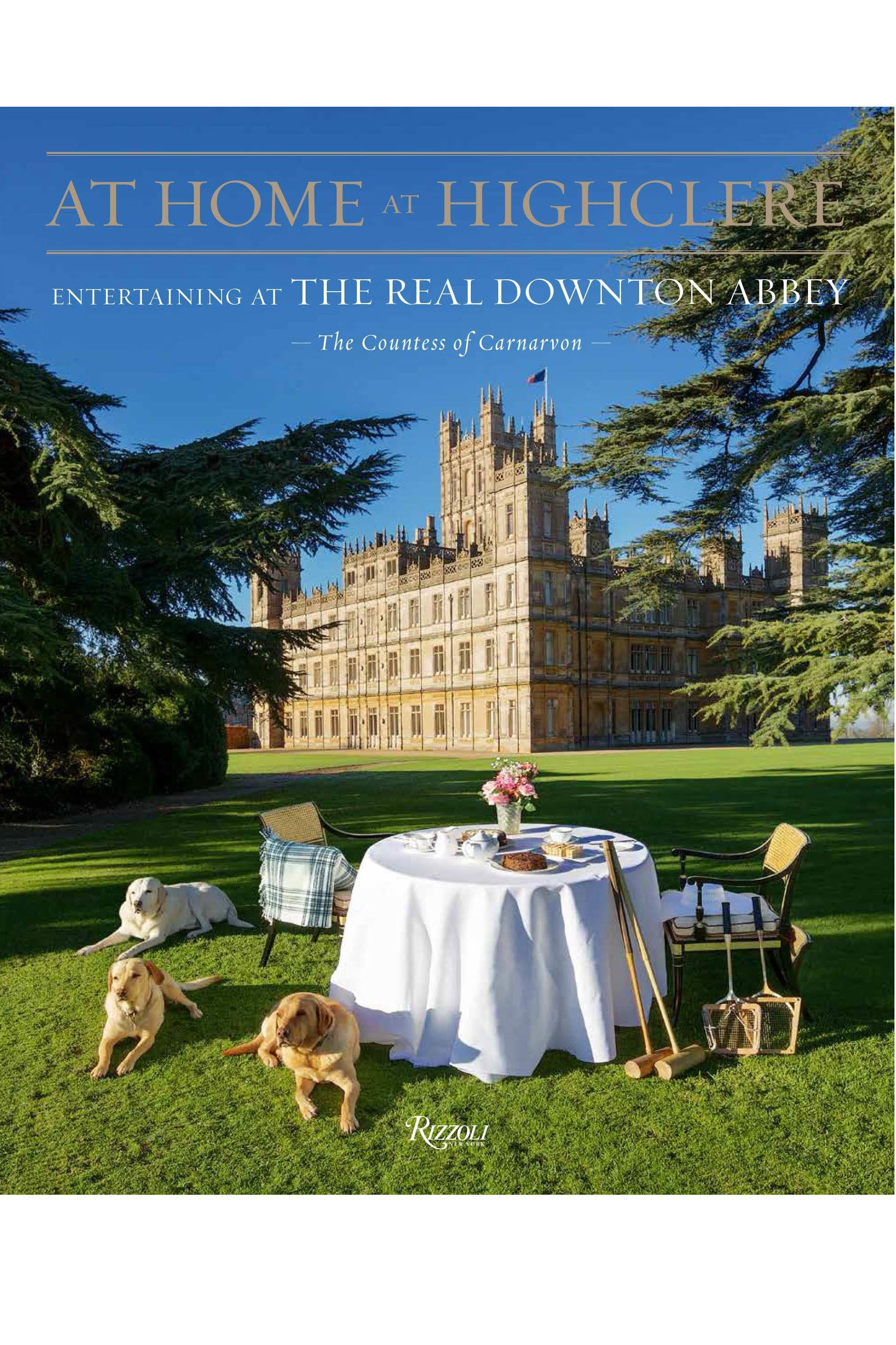 'Downton Abbey' Digs: Learn How the Real Residents of Highclere Castle Entertain