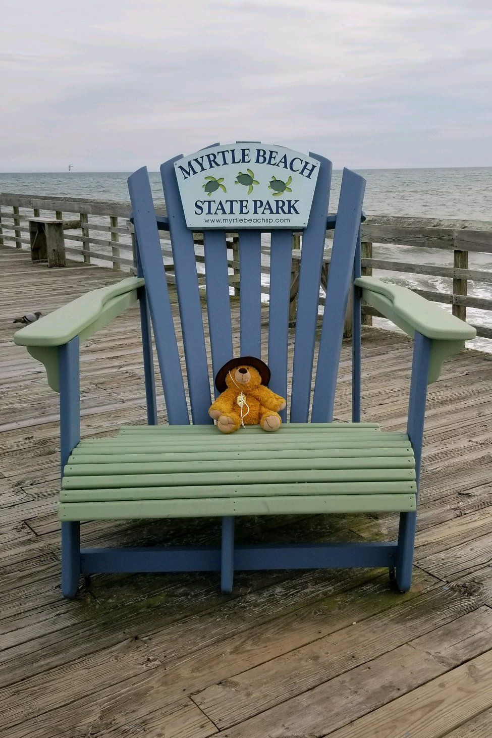 State Park Gives 5-Year-Old Boy's Lost Teddy Bear an Adventure to Remember