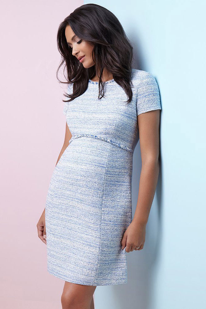 9bac1152dc68 Cute Maternity Dresses for Your Baby Shower