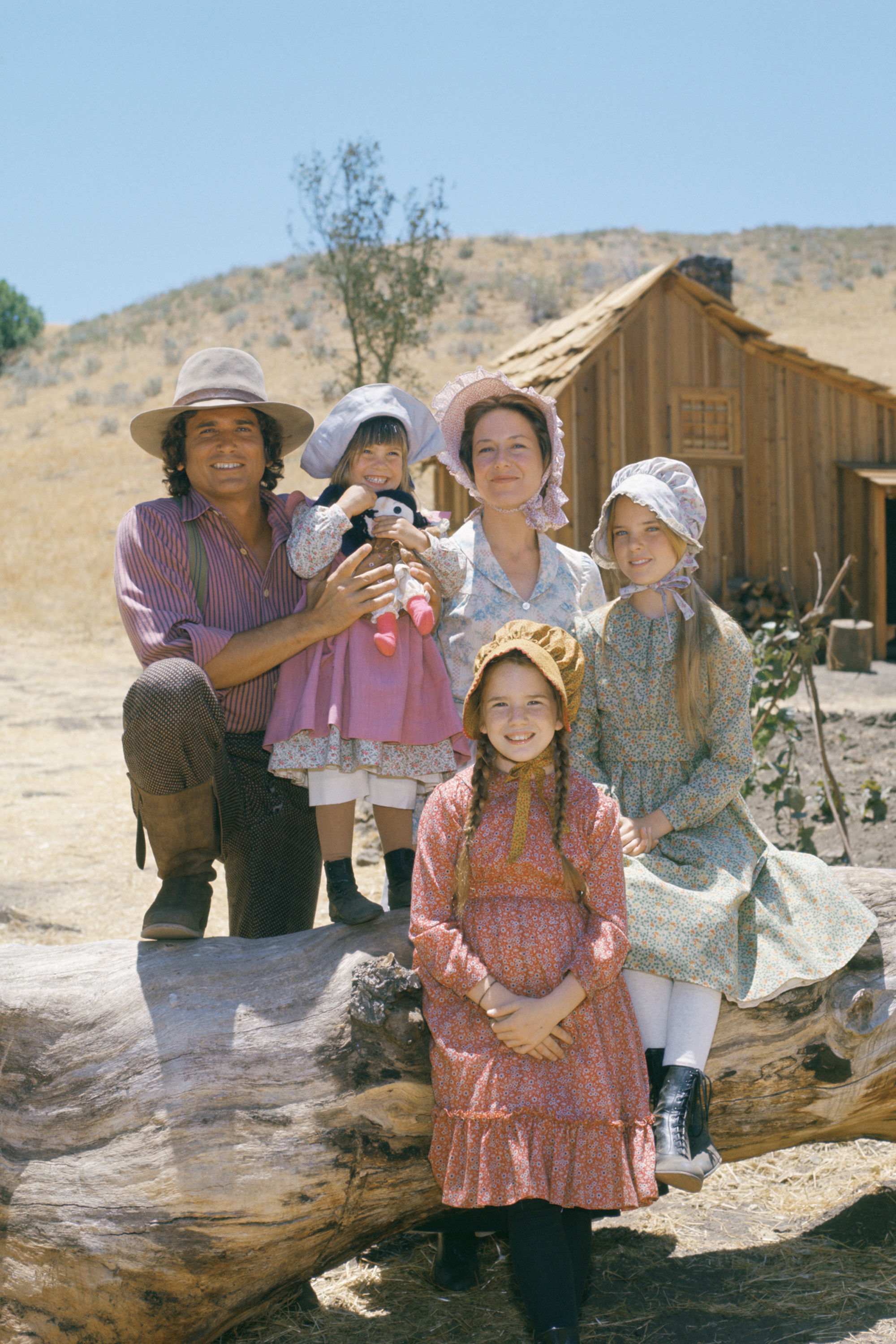 All 9 Seasons of 'Little House on the Prairie' Are Now Available on Amazon Prime Video