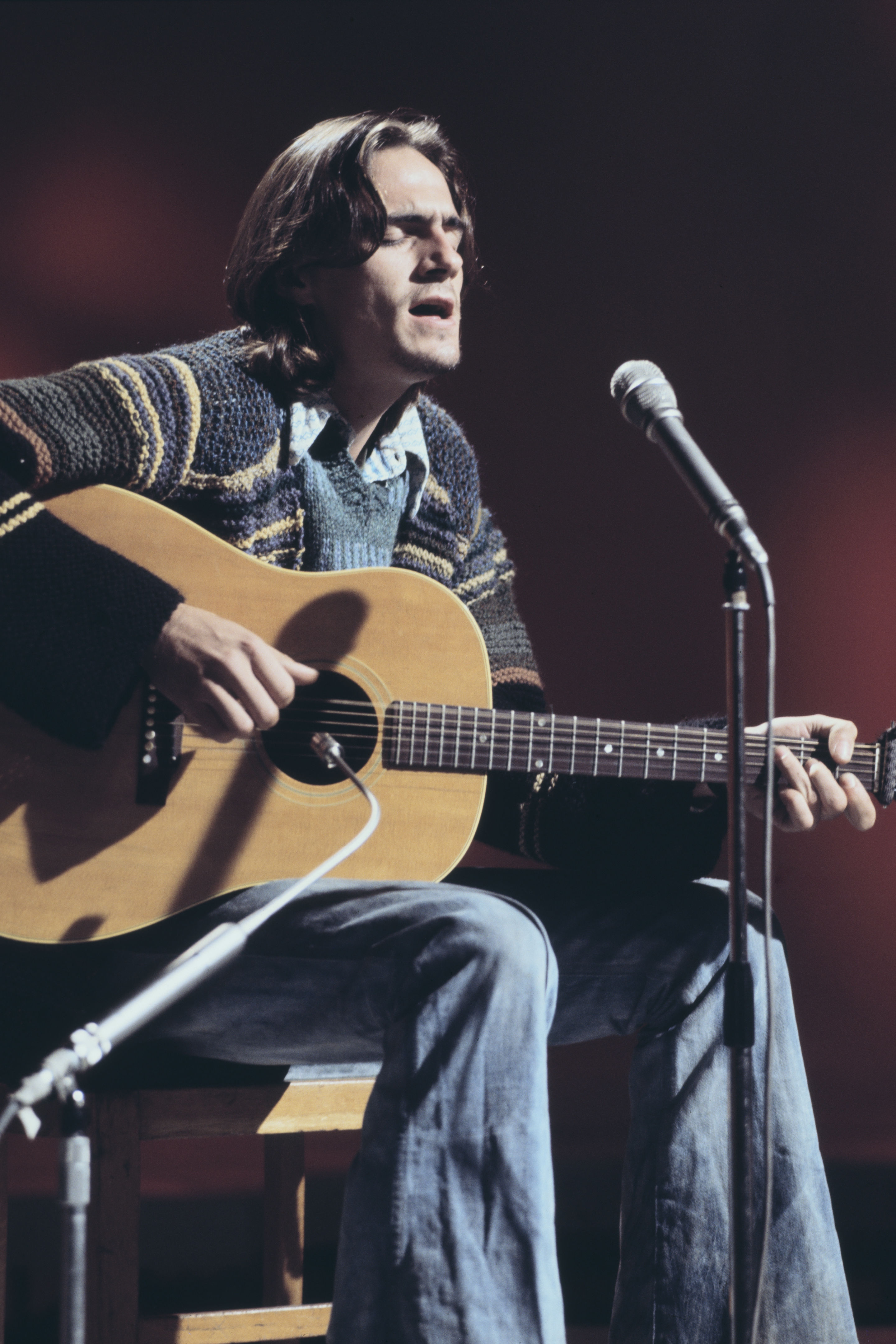 "Celebrating a Classic: James Taylor's ""Carolina In My Mind"" Turns 50"