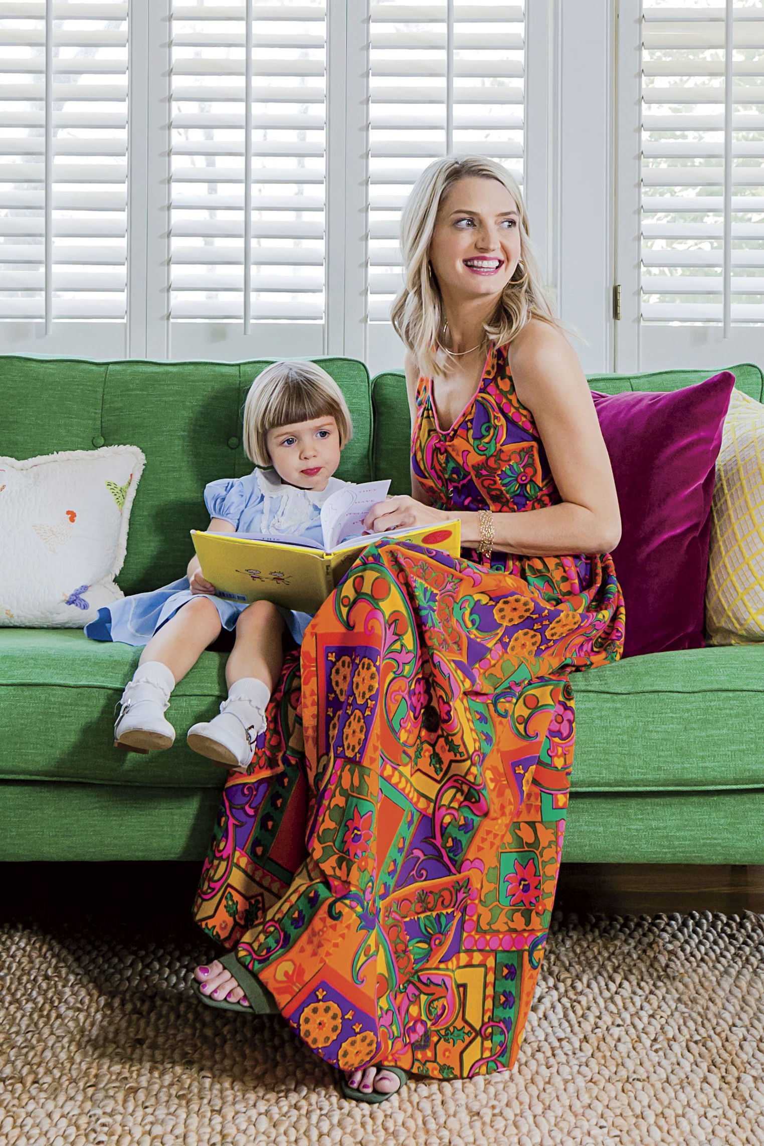 This South Carolina Designer and Her Daughter Celebrate Mother's Day in Style