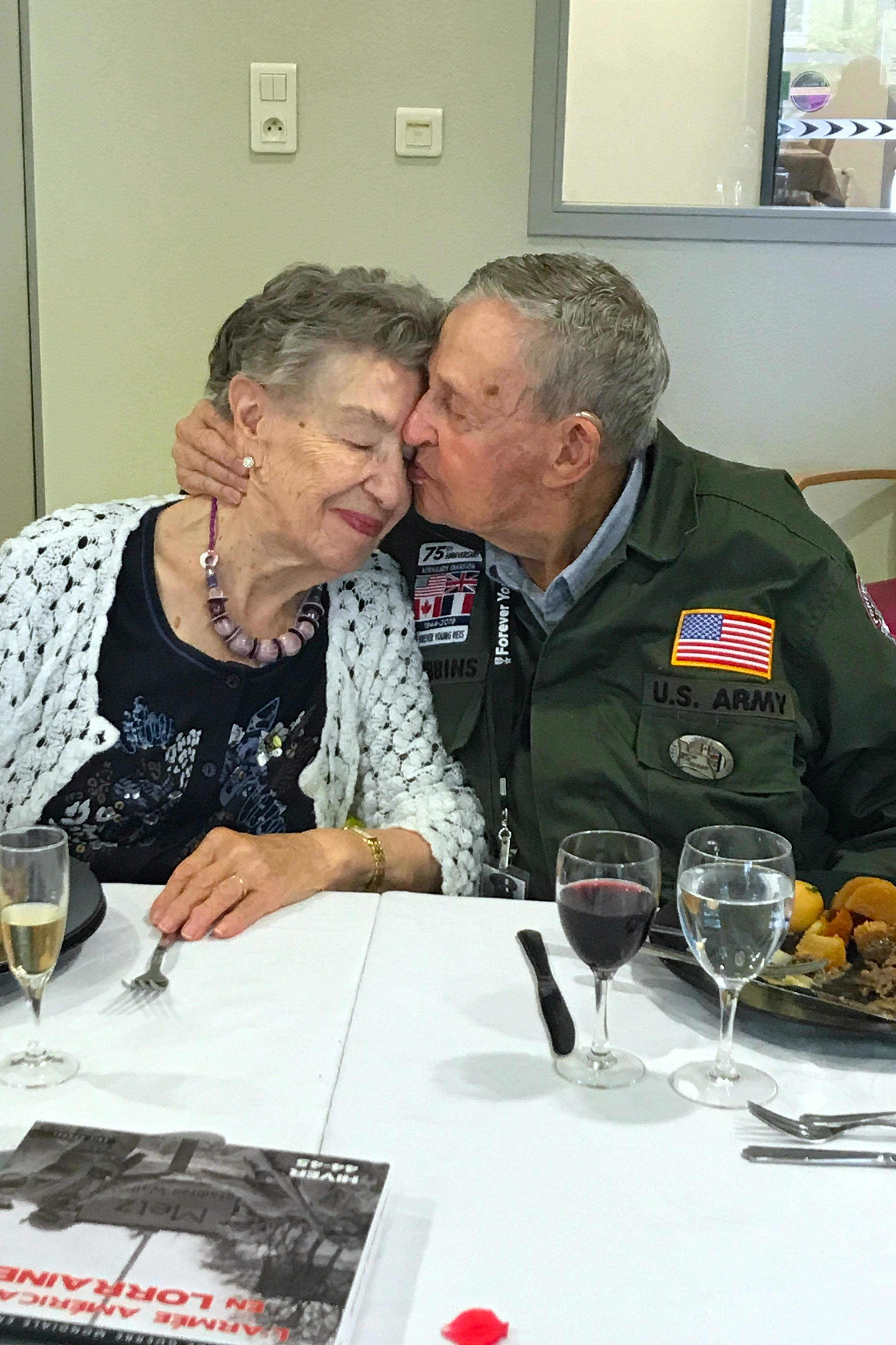 WATCH: Tennessee Nonprofit Helps WWII Veteran Reunite with Long-Lost Love After 75 Years