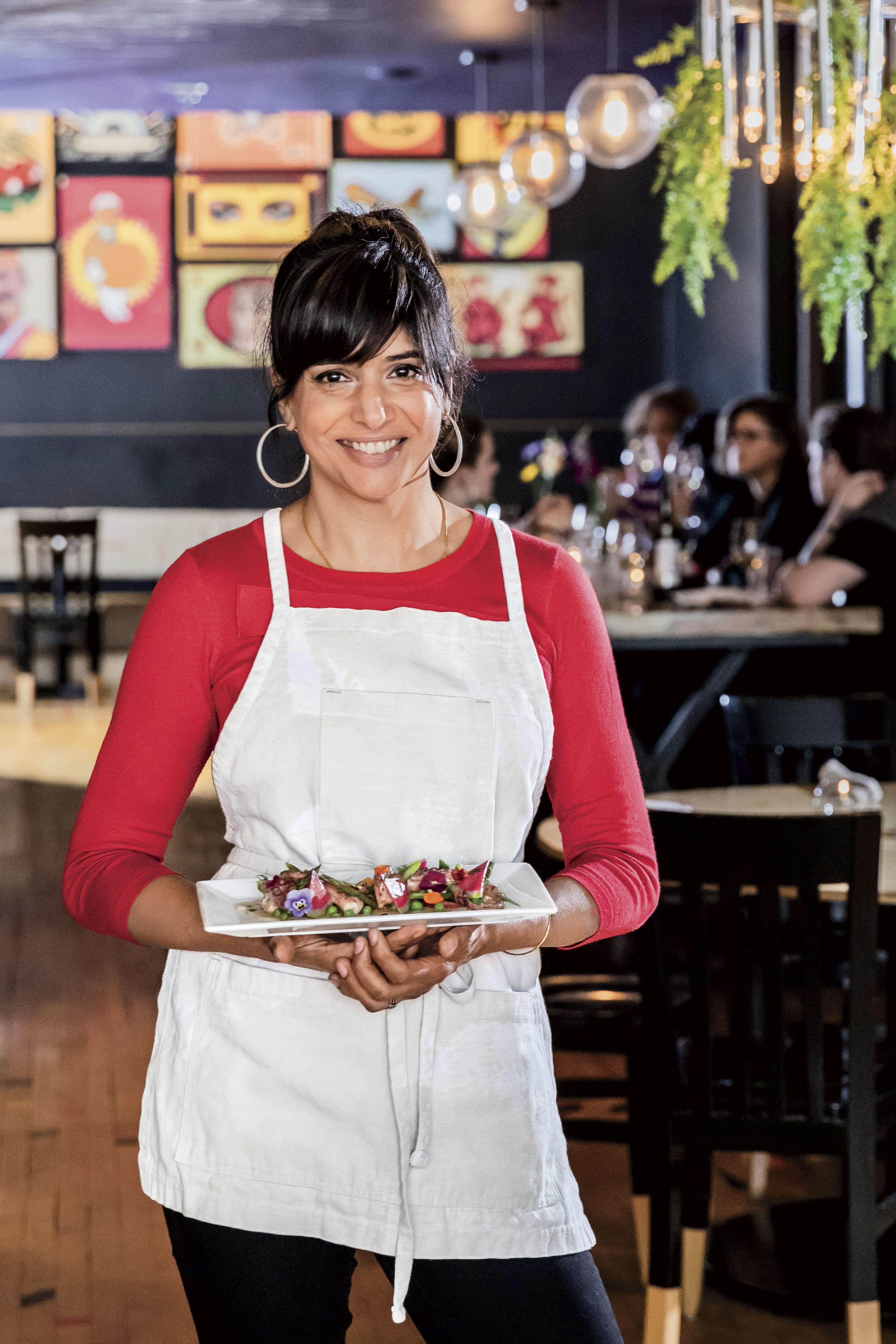 Chef Cheetie Kumar on Food, Music, and Lessons She Learned from Her Mom