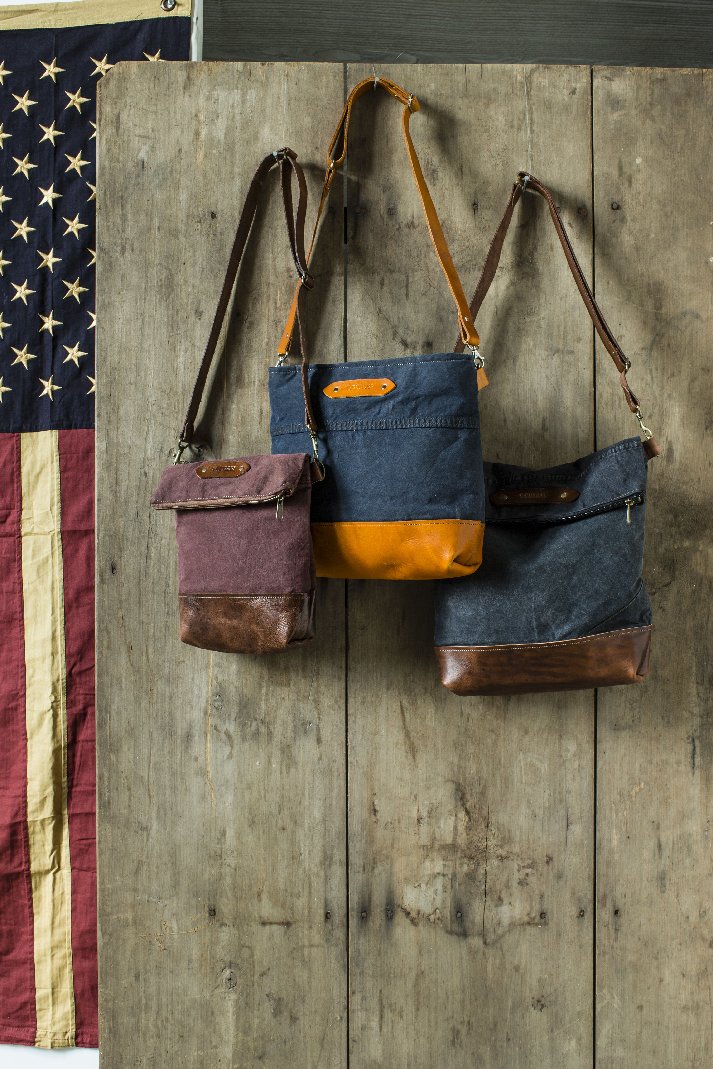 Made in the South: R. Riveter Handbags