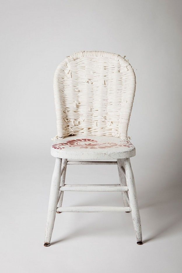 Alabama Chanin DIY Series: Heart Chair