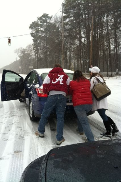 5 Reasons We're Proud To Be Southern (Snow Edition)