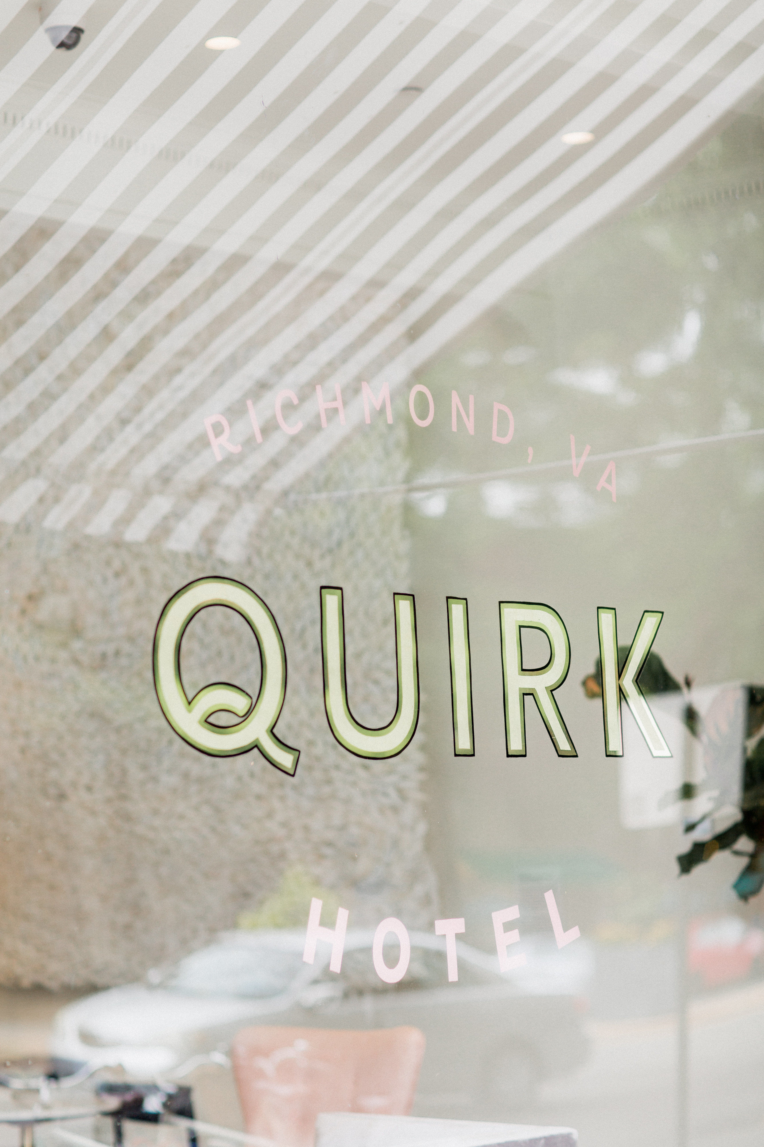 Quirk Hotel - Richmond, Virginia's New Boutique Hotel