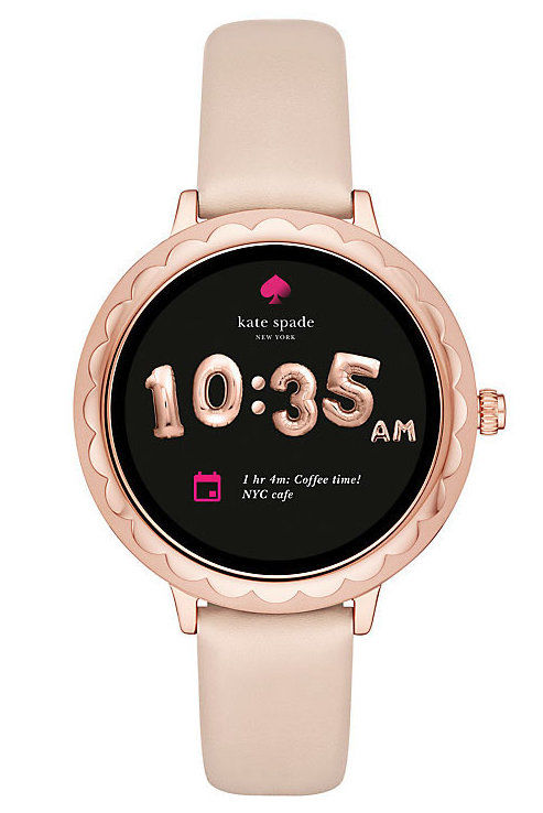 Finally, a Smartwatch That Looks Good—Thanks, Kate Spade