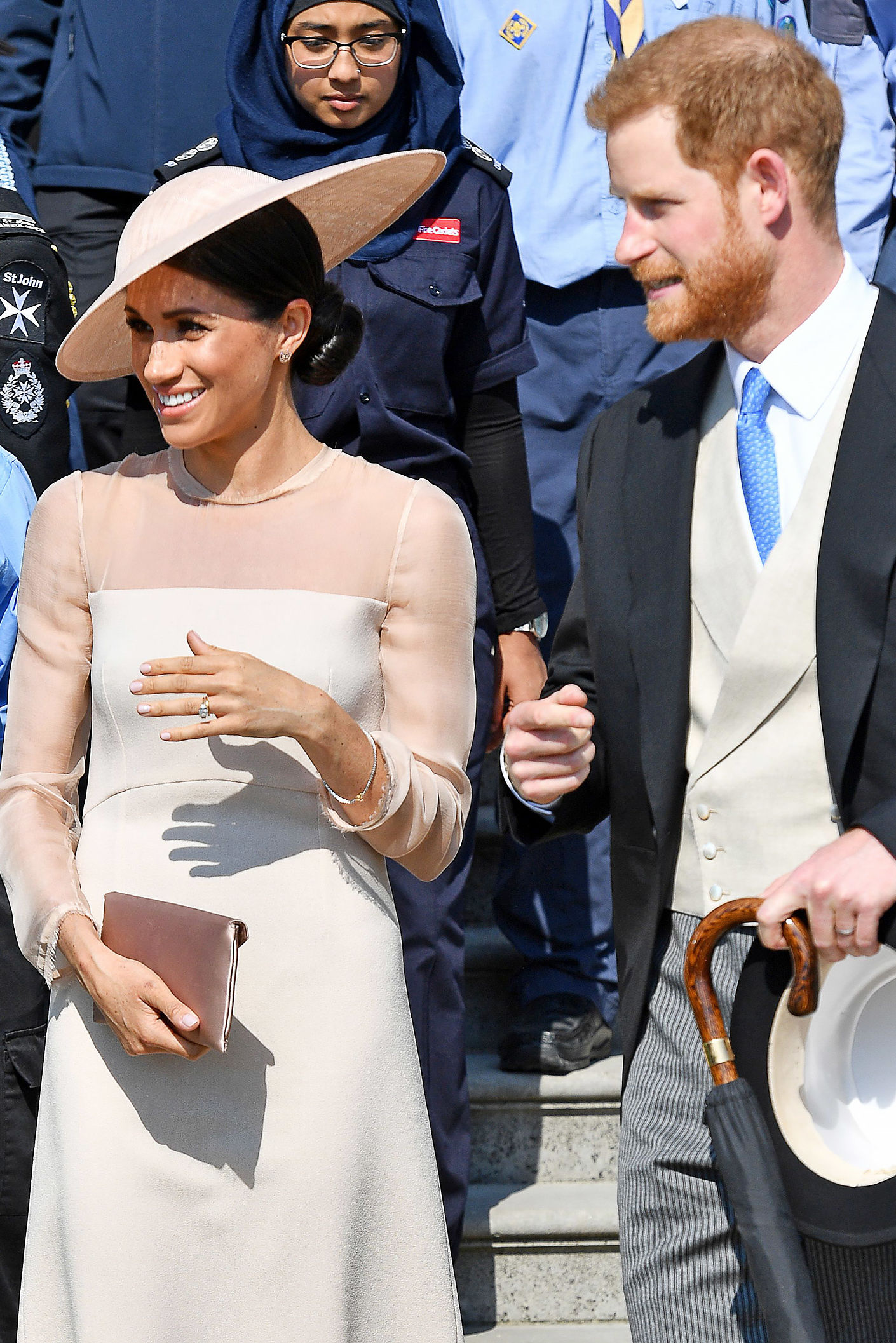 Prince Harry and Meghan Markle's Future Daughters Will Not Inherit Titles