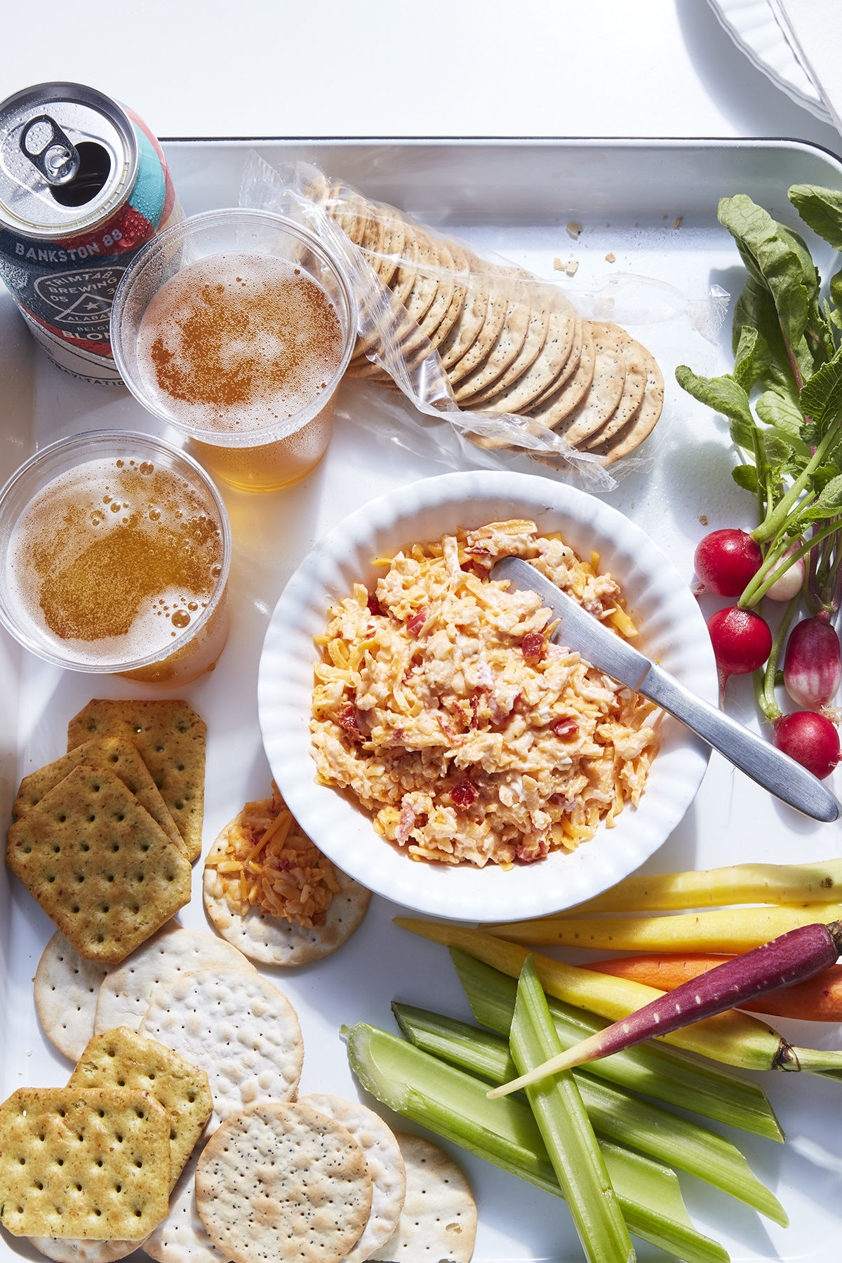 The Secret to the Best Pimiento Cheese