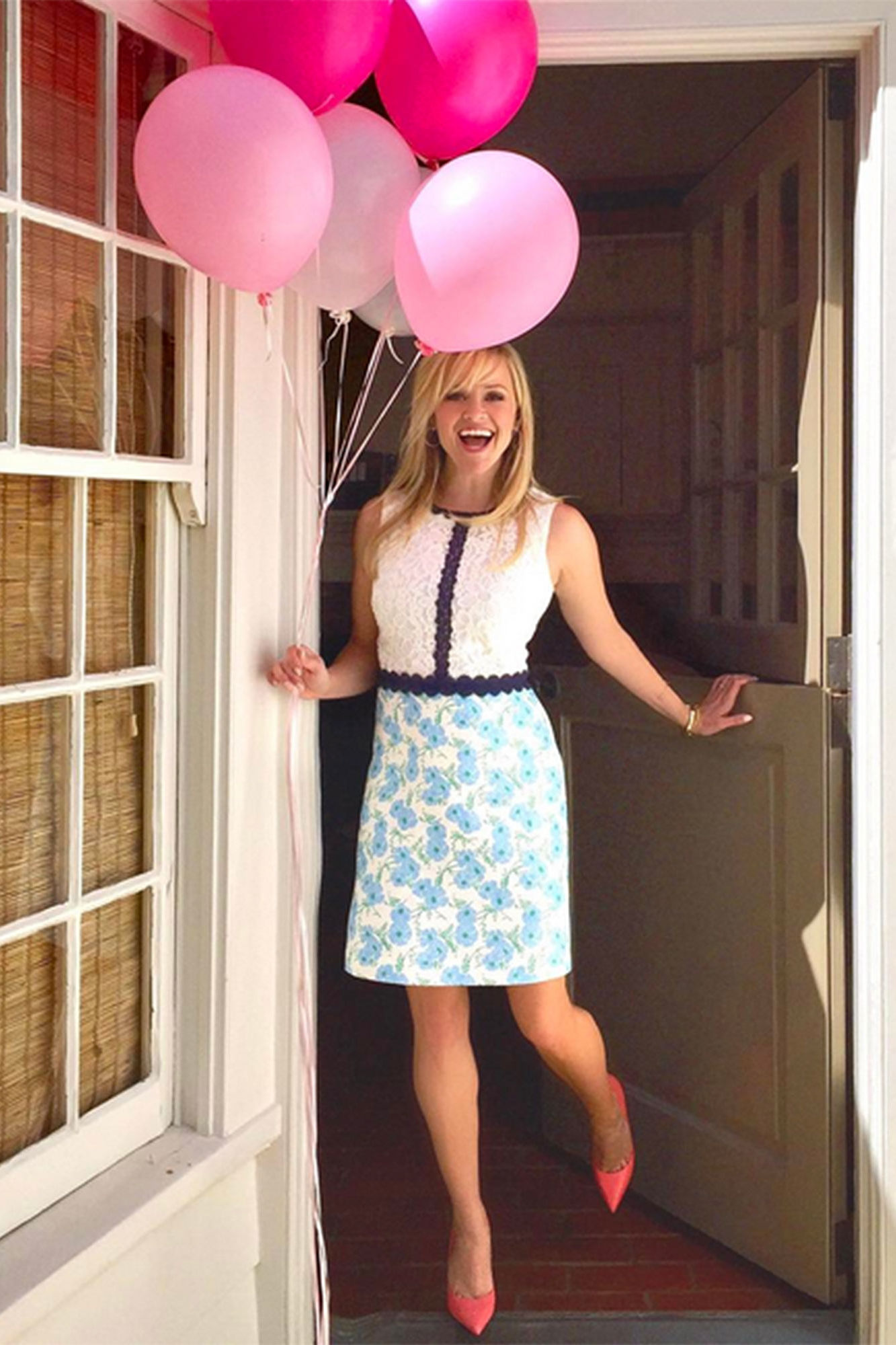 Reese Witherspoon Shares Her Two Secrets for Throwing a Great Party, 'Even If the Food Is Bad!'