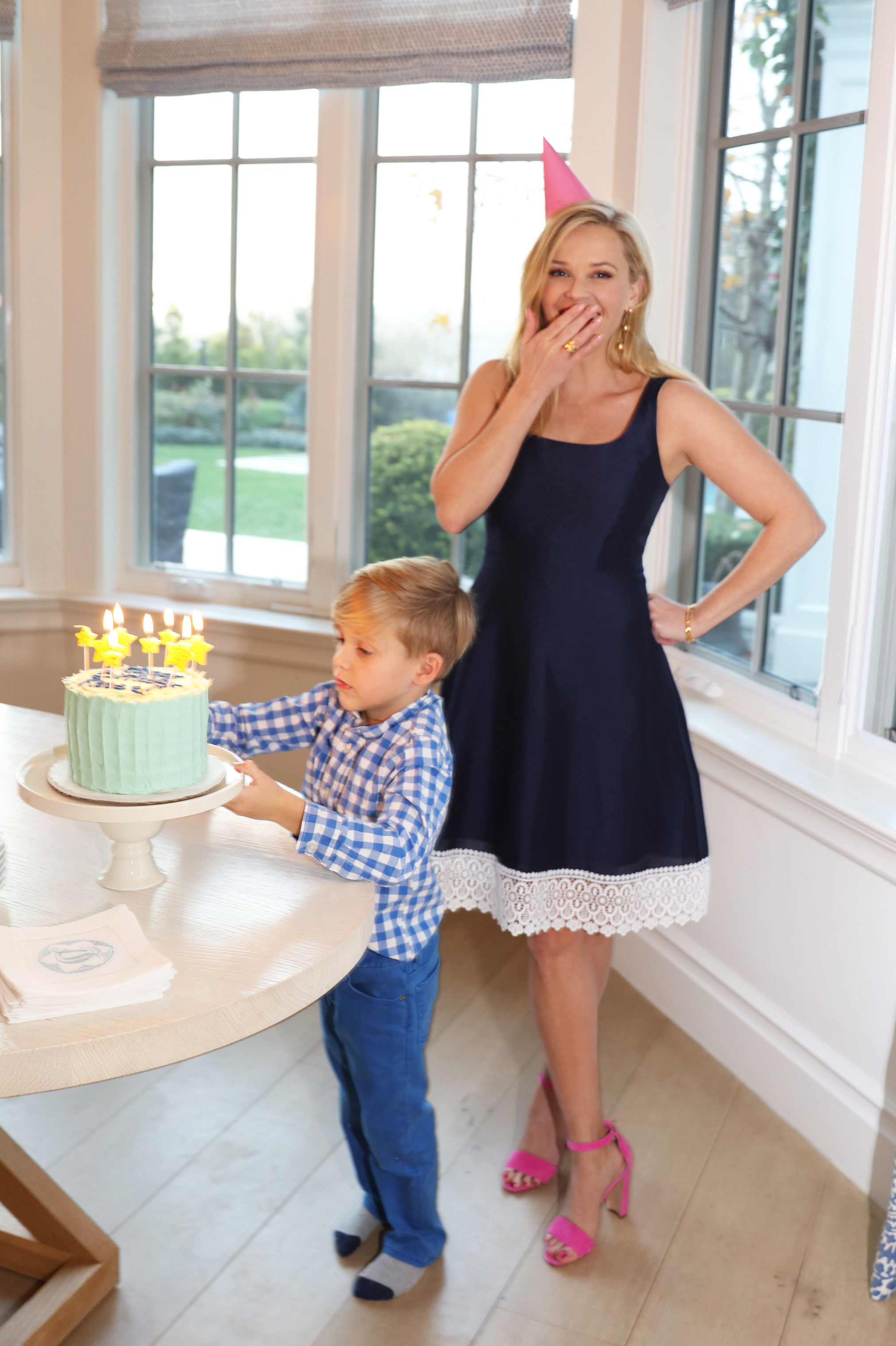 Celebrate Reese Witherspoon's 42nd Birthday With 20% Off Her Draper James Favorites
