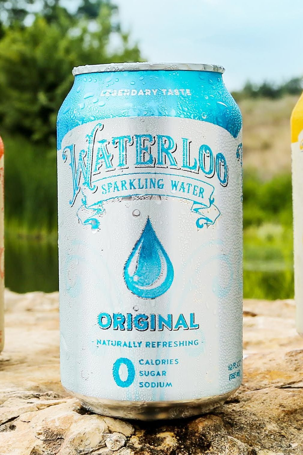This New Sparkling Water Is Giving La Croix Some Serious Competition