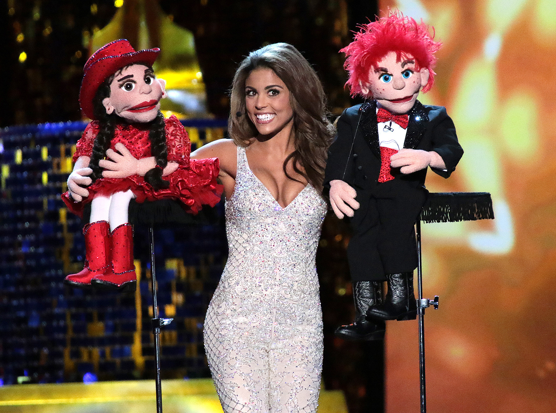Miss Louisiana Wows Miss America Pageant — and the Internet — with Yodeling Ventriloquism Act