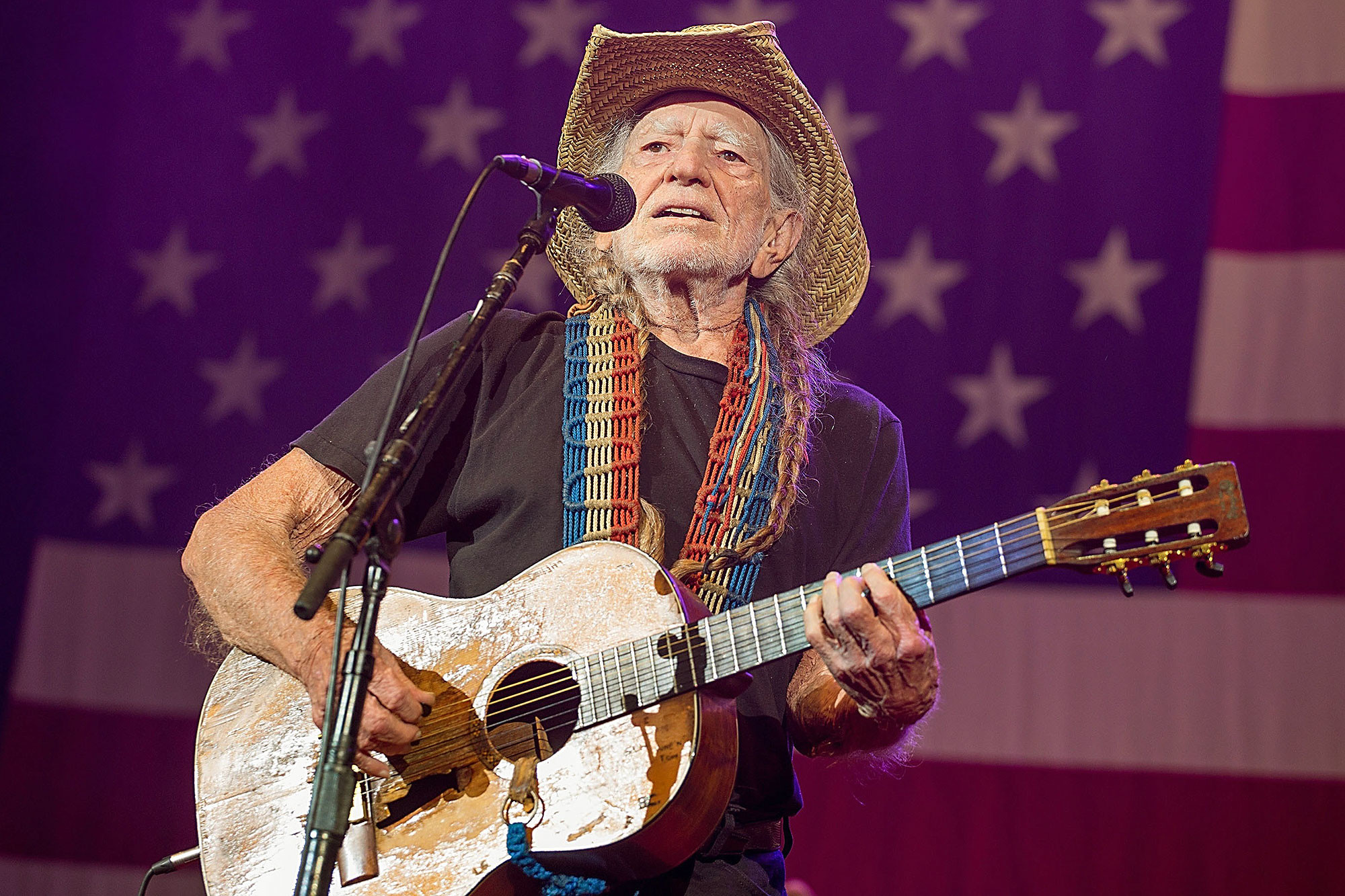 Willie Nelson Cancels February Tour Dates As He Has the Flu: 'I Will See You All Down the Road'