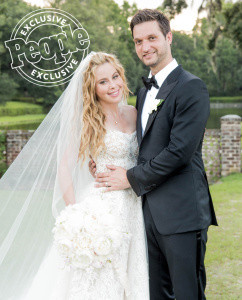 Tara Lipinski Is Married! The Olympian Weds Todd Kapostasy in 'Ultra-Romantic' Charleston Ceremony