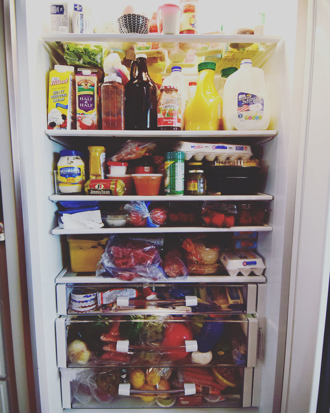 Pioneer Woman Ree Drummond Shows Off Her Stunning Post-Holiday Refrigerator Transformation