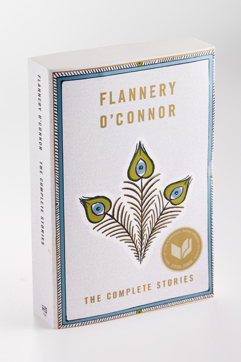 12. Flannery O'Connor Has a Book Trail